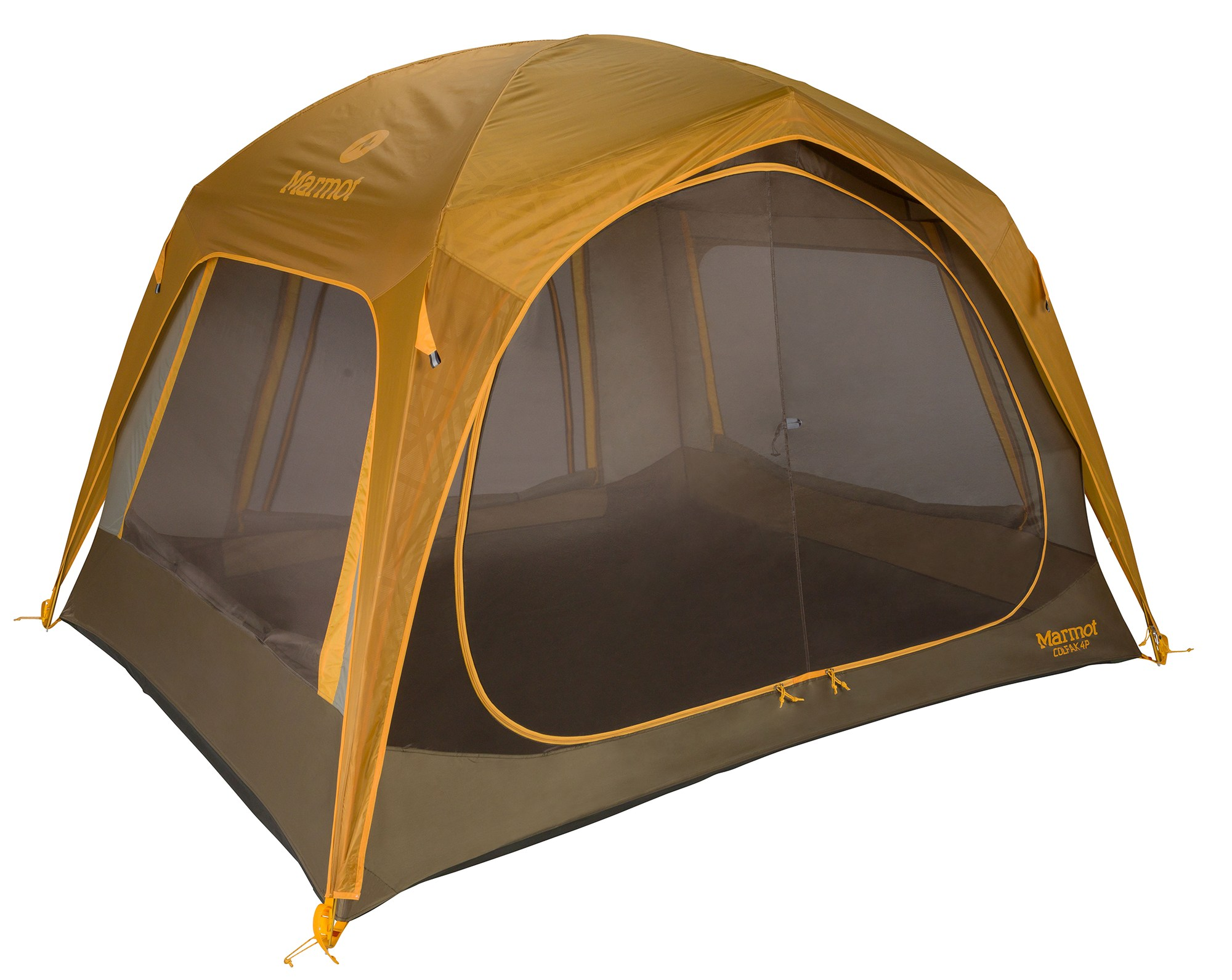 Marmot Colfax 4P Tent with Footprint