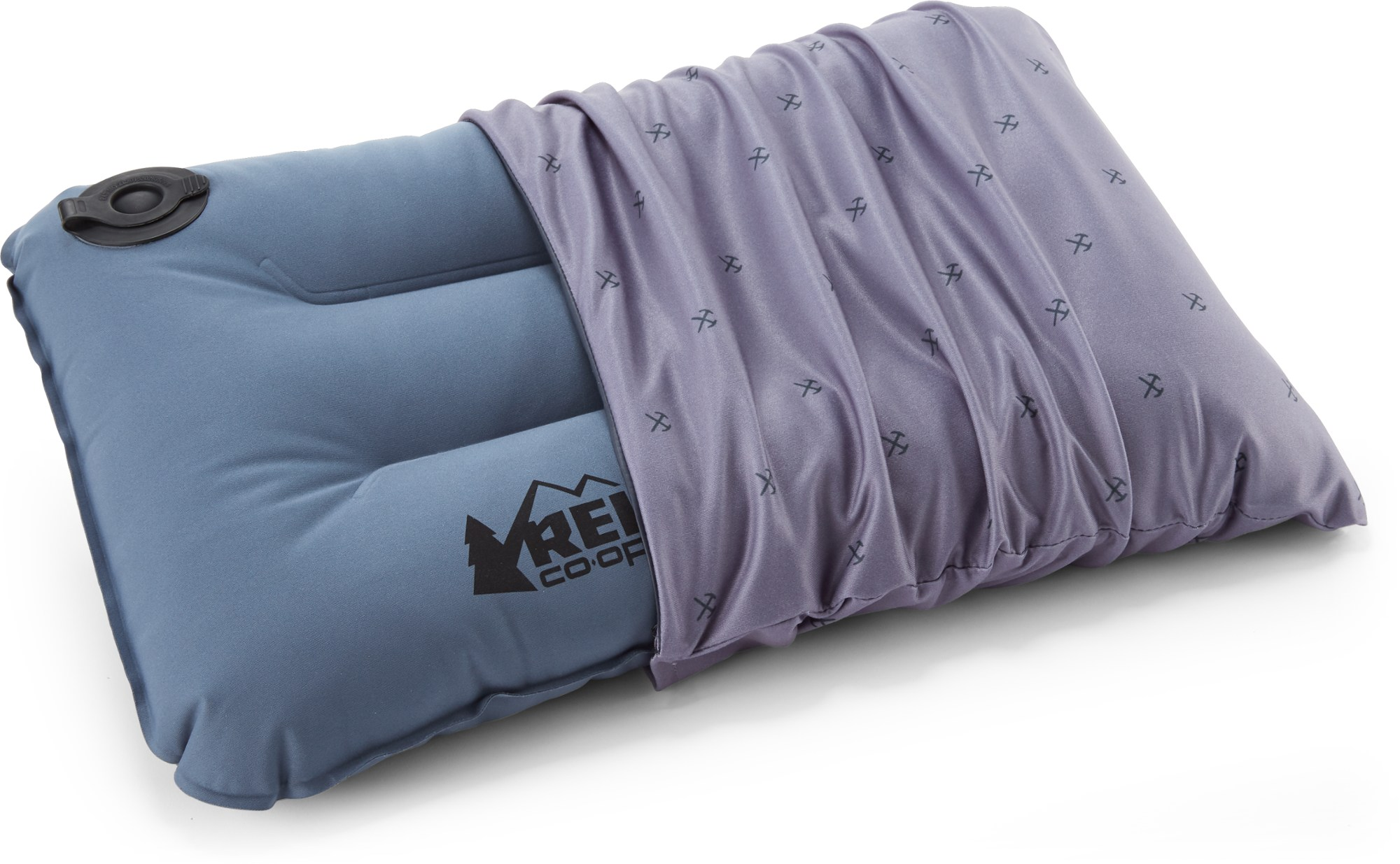 REI Co-op Camp Dreamer Self-Inflating Pillow