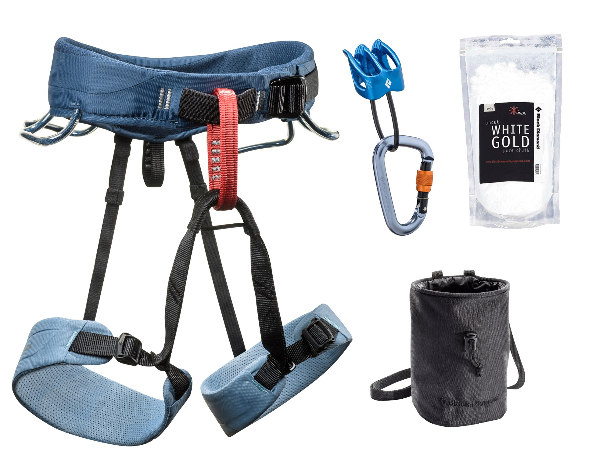 Black Diamond Momentum Climbing Package - Women's