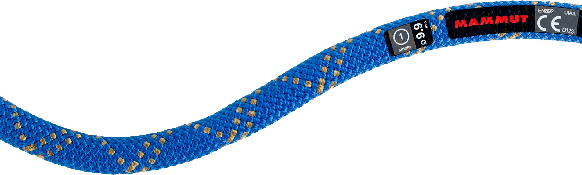 Mammut Gym Classic 9.9mm x 40m Non-Dry Rope