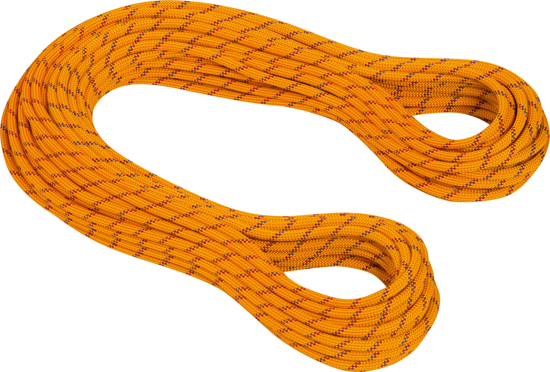 Mammut Genesis 8.5mm x 60m Dry Rope - Yellow/Orange
