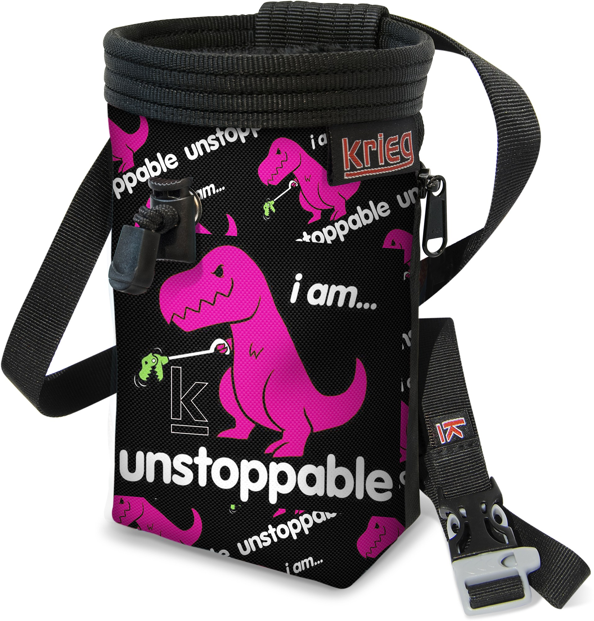 Krieg Special K Chalk Bag - Unstoppable Pink