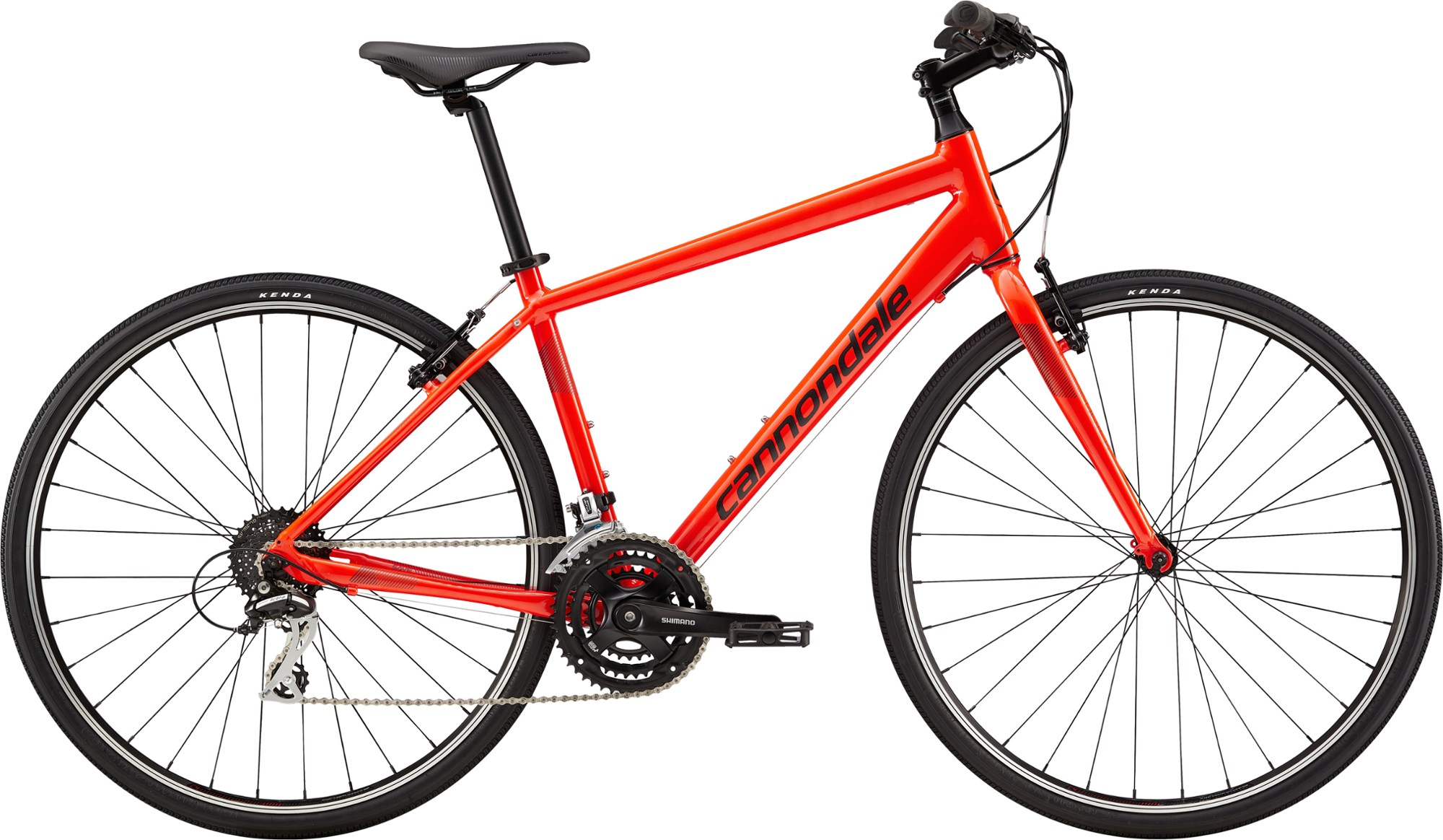 Cannondale Quick 7 Bike - 2019