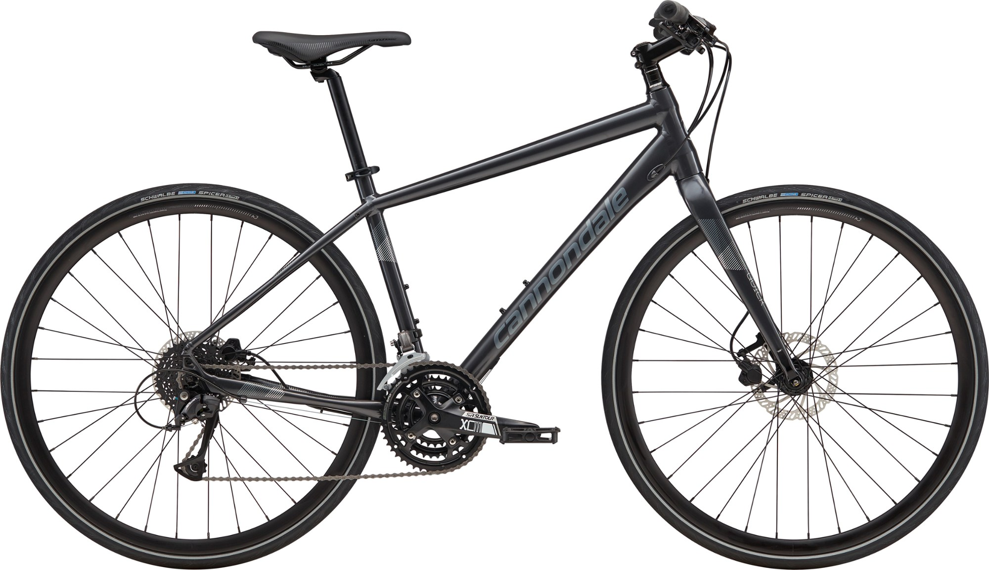 Cannondale Quick Disc 4 Bike - 2019