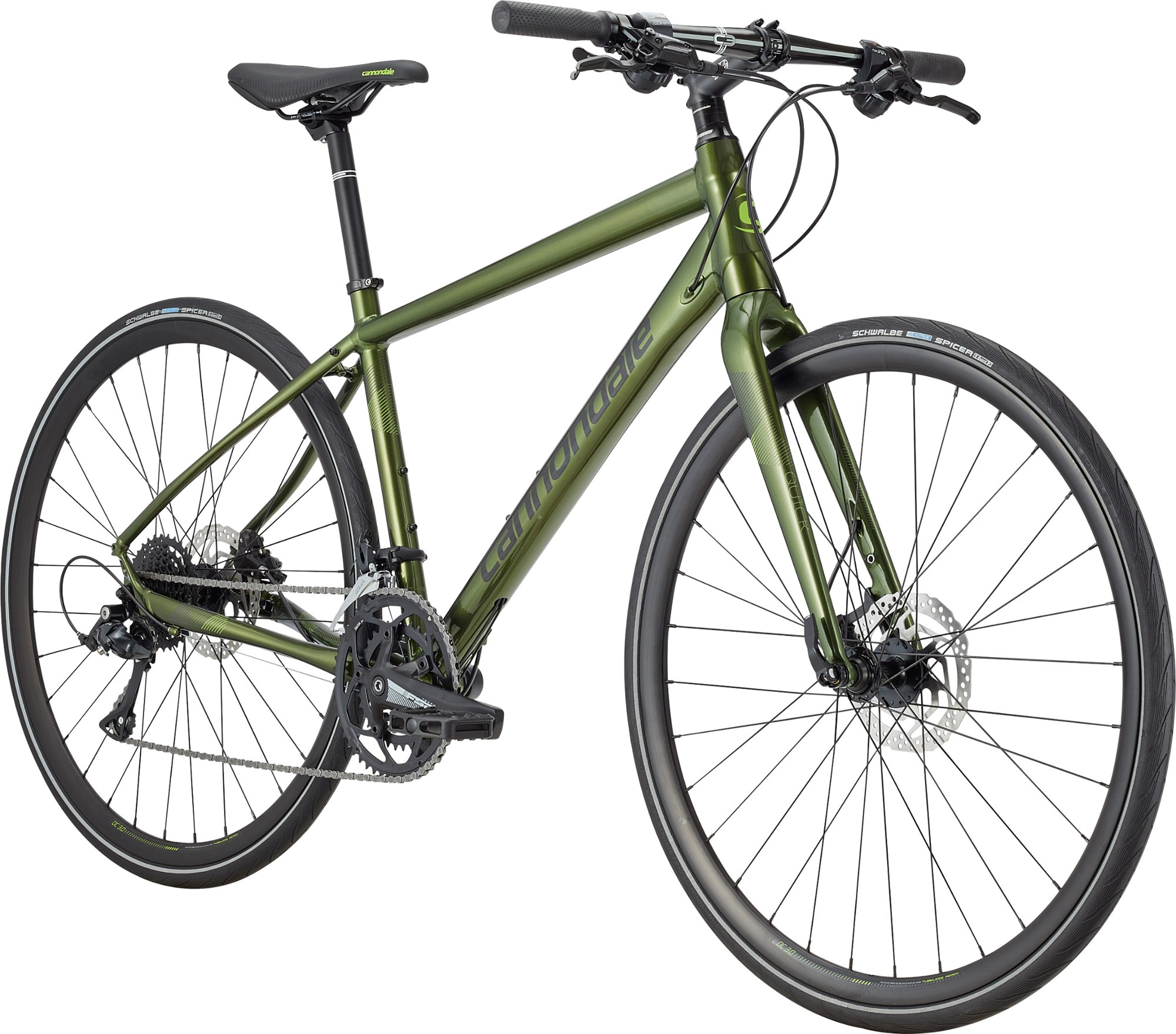 Cannondale Quick Disc 3 Bike - 2019