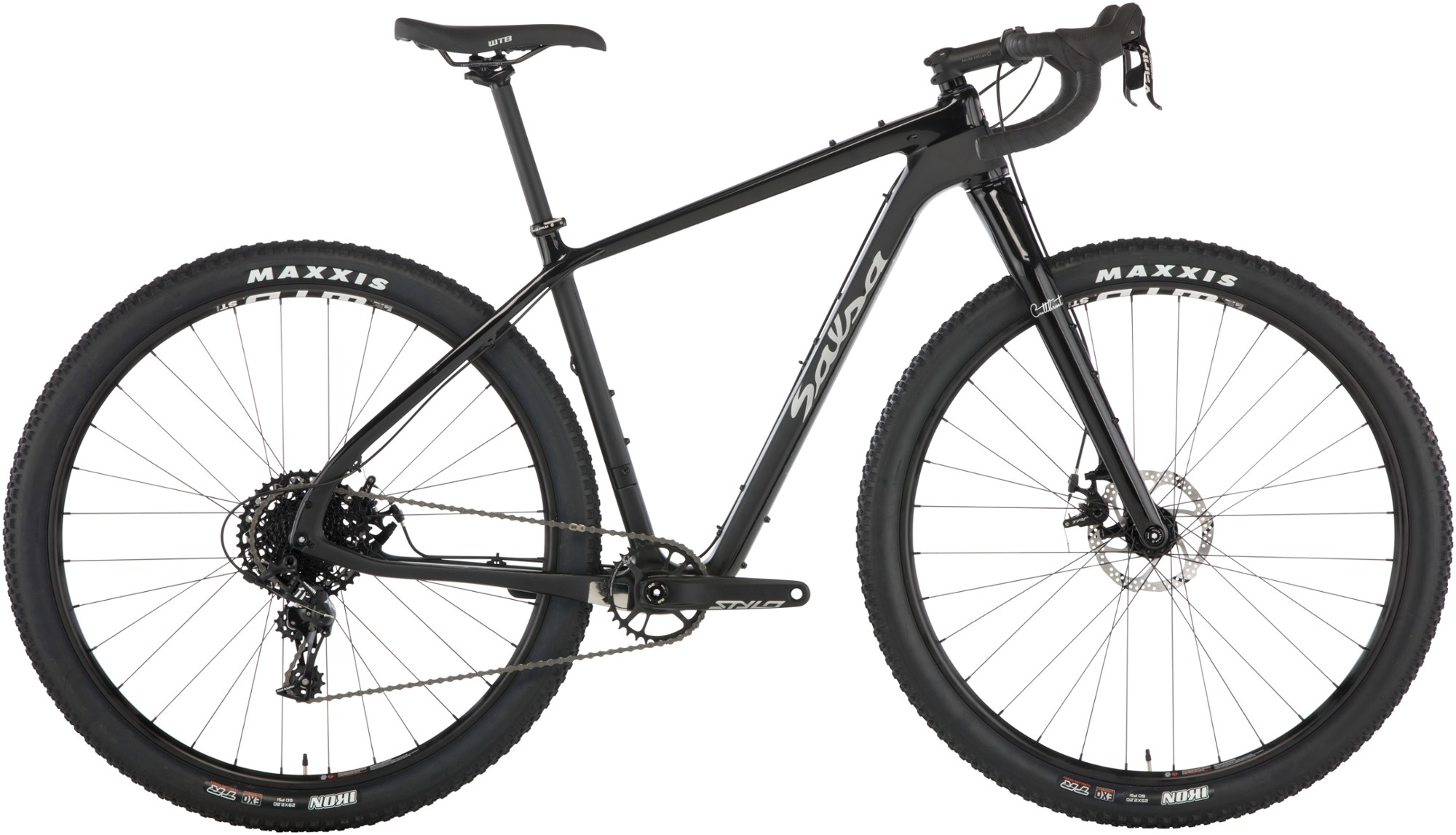 Salsa Cutthroat Carbon 3 Bike
