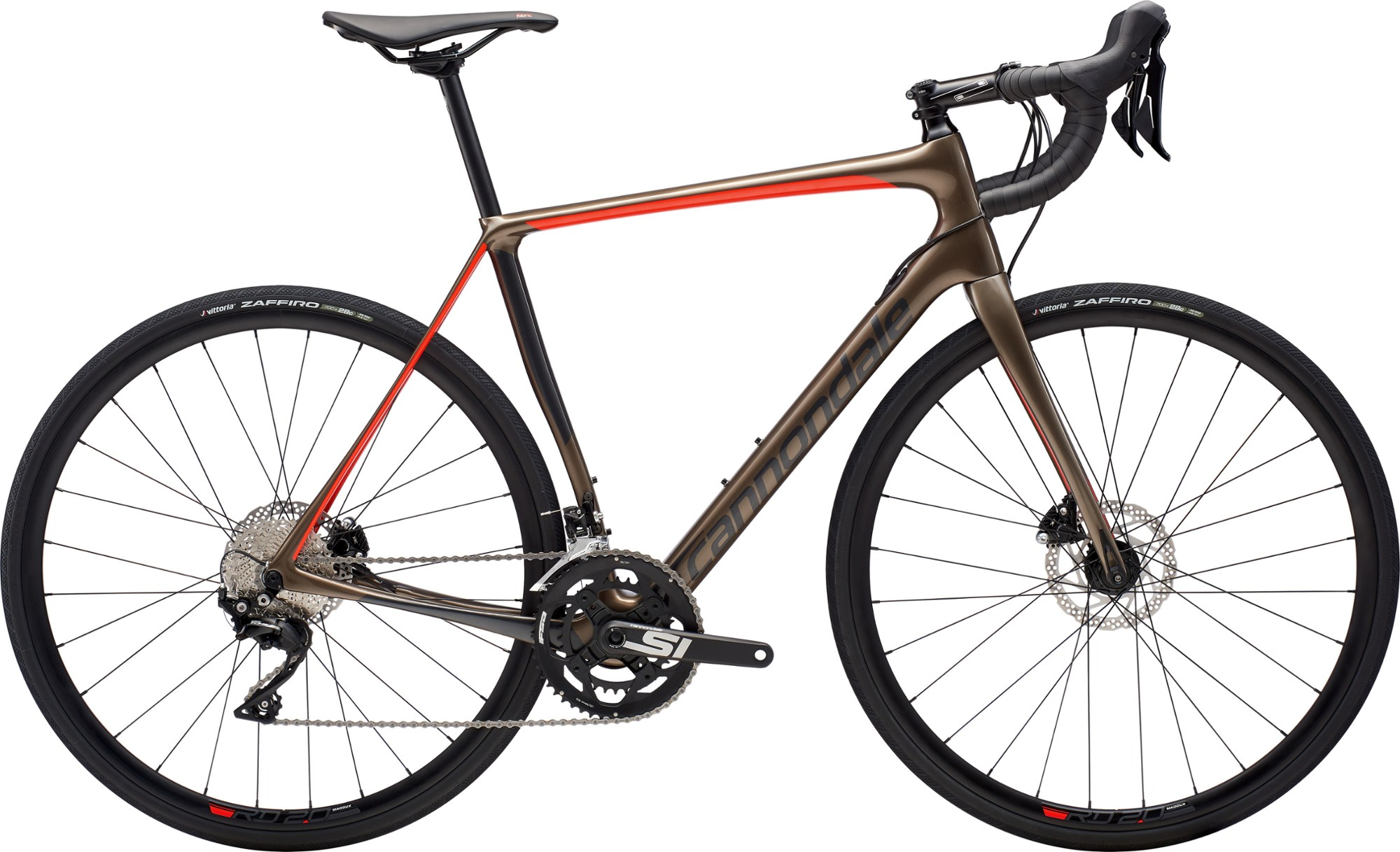 Cannondale Synapse Carbon Disc 105 Bike - 2019
