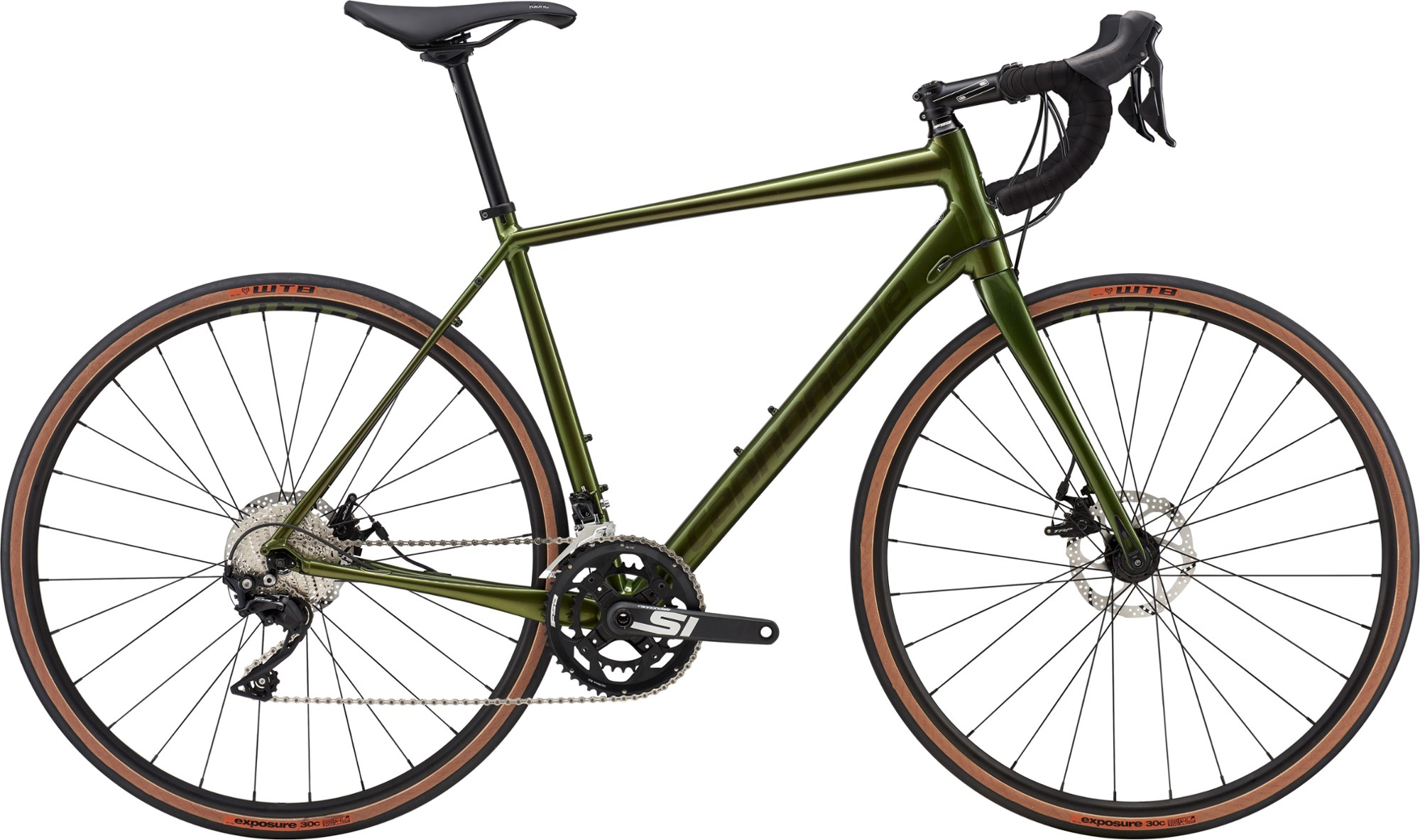 Cannondale Synapse AL Disc SE 105 Bike - 2019