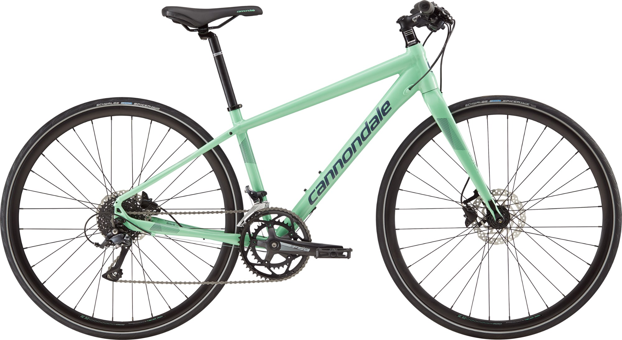 Cannondale Quick Disc 3 Women's Bike - 2019