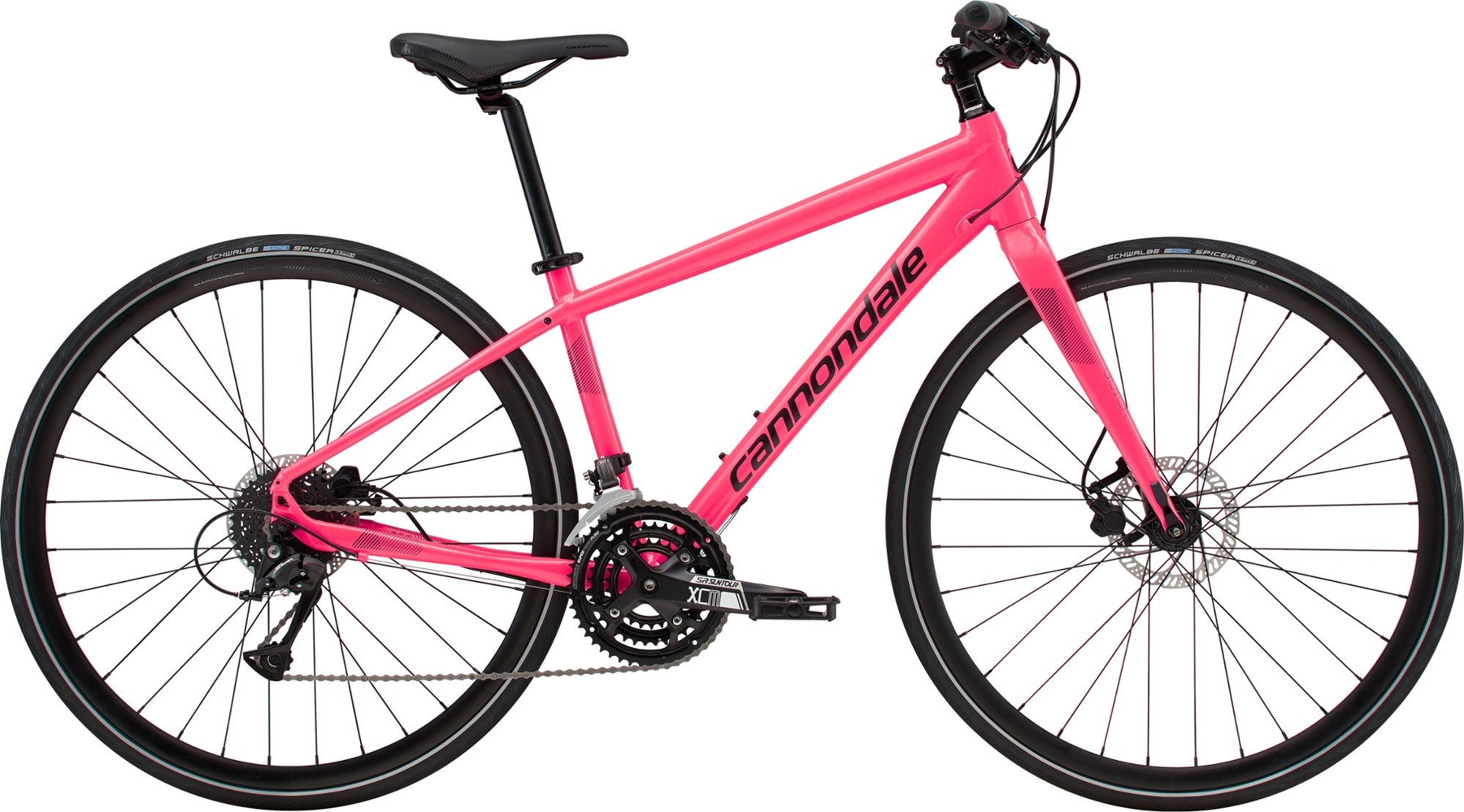 Cannondale Quick Disc 4 Women's Bike - 2019