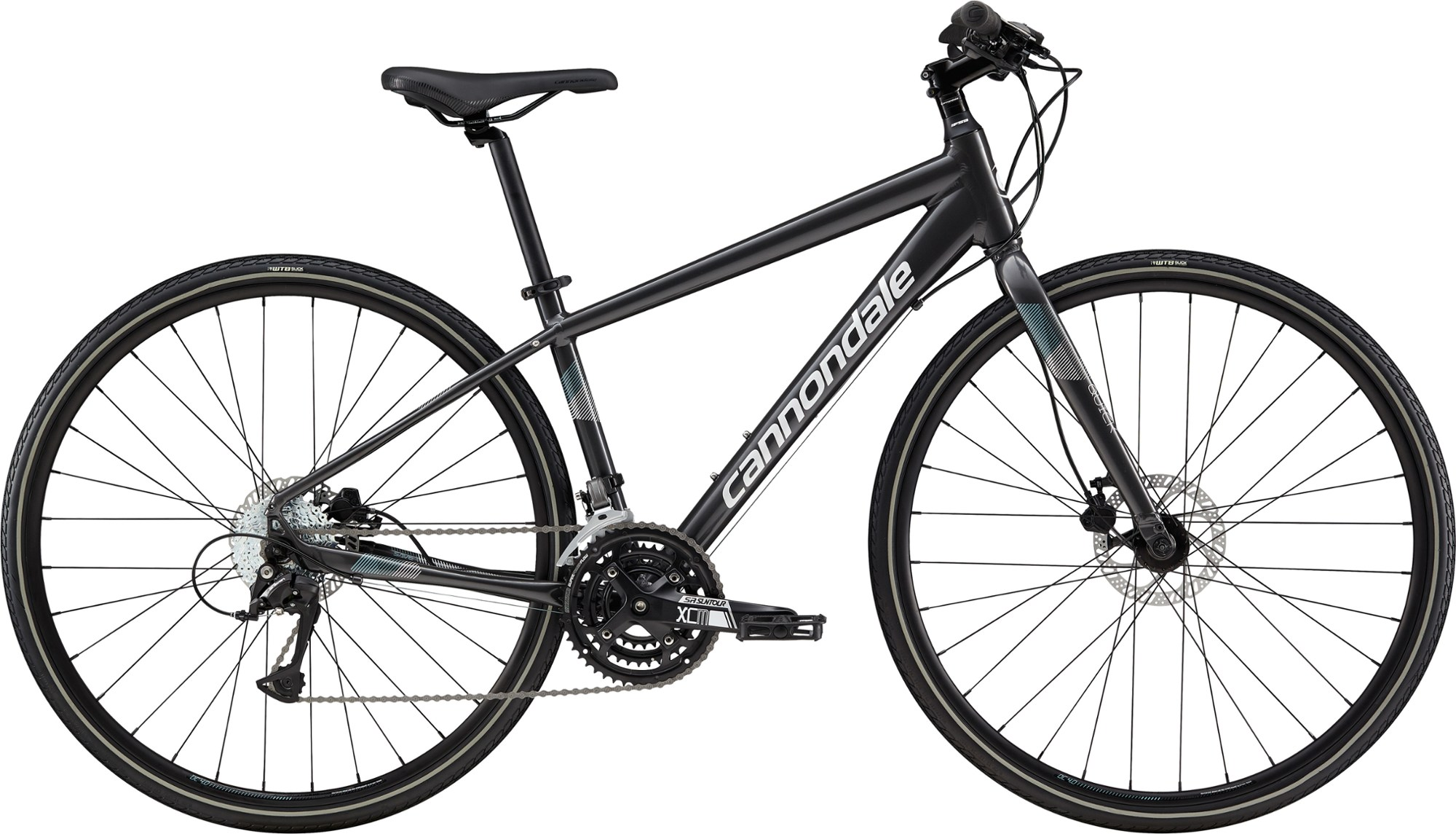 Cannondale Quick Disc 5 Women's Bike - 2019