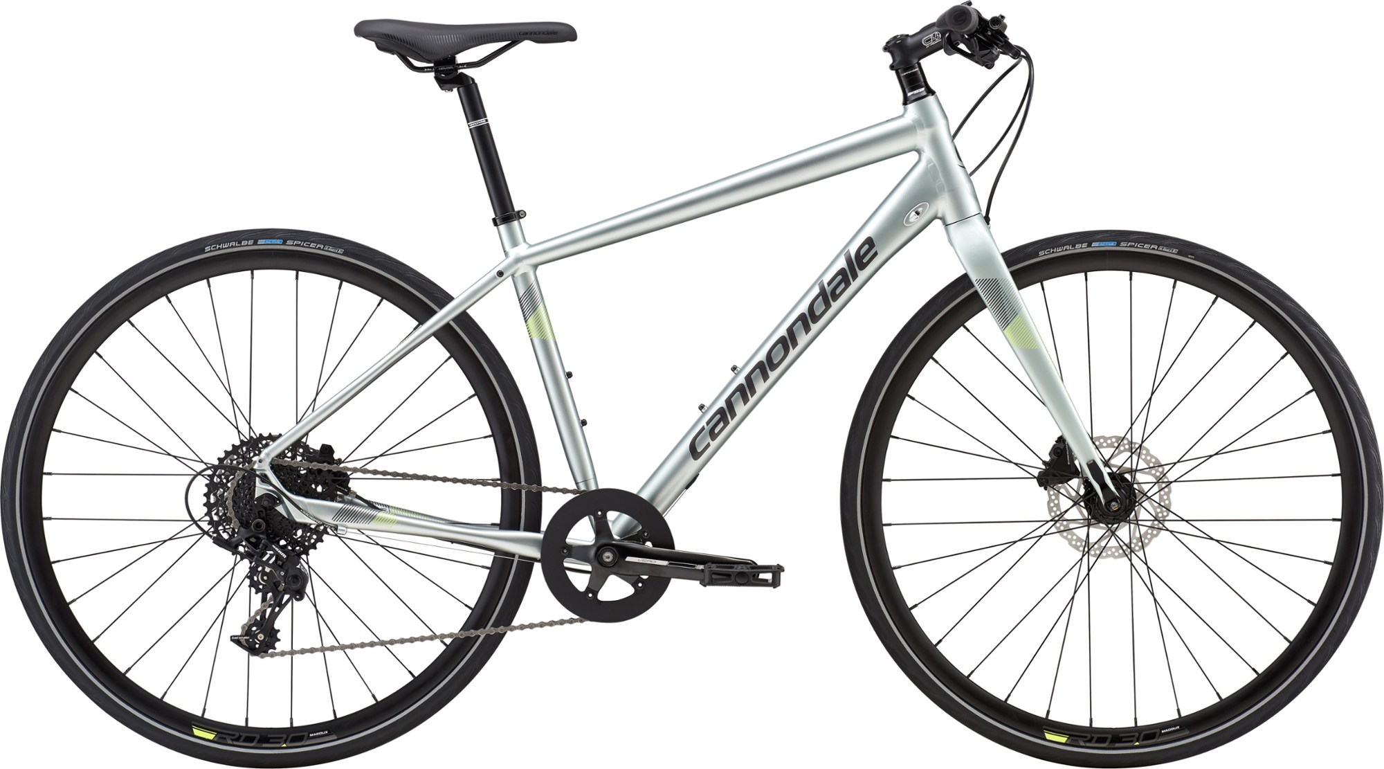 Cannondale Quick Disc 2 Bike - 2019