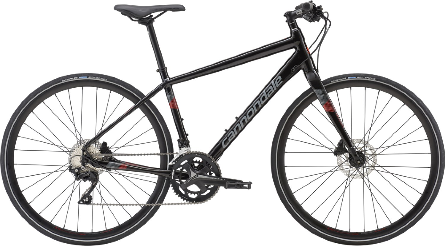 Cannondale Quick Disc 1 Bike - 2019