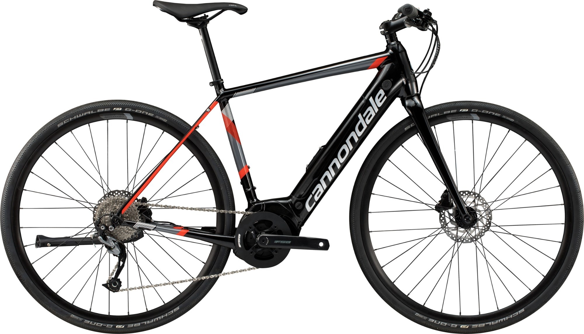 Cannondale Quick NEO Electric Bike - 2019