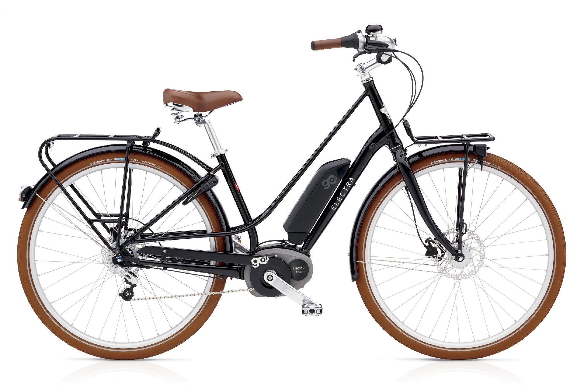 Electra Loft Go! 8i Step-Through Electric Bike