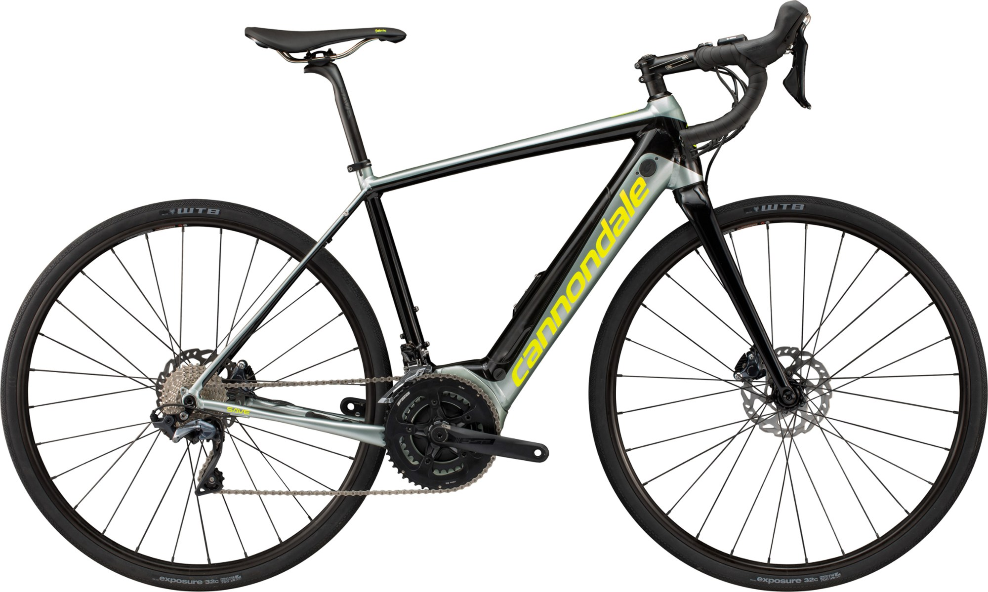 Cannondale Synapse NEO AL 2 Electric Bike