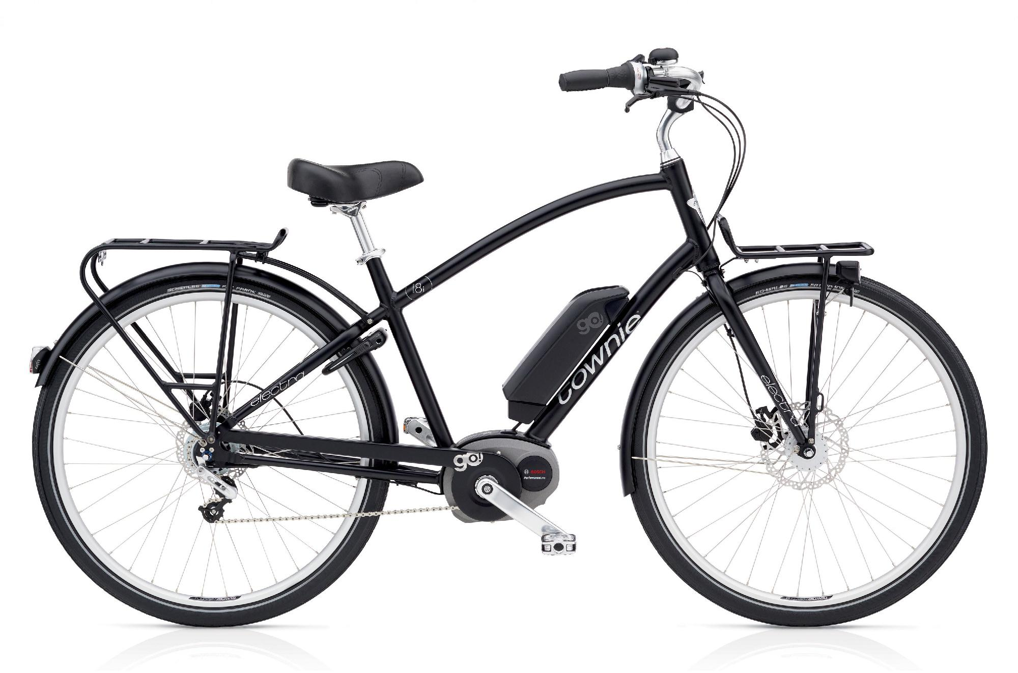 Electra Townie Commute GO! 8i Bike