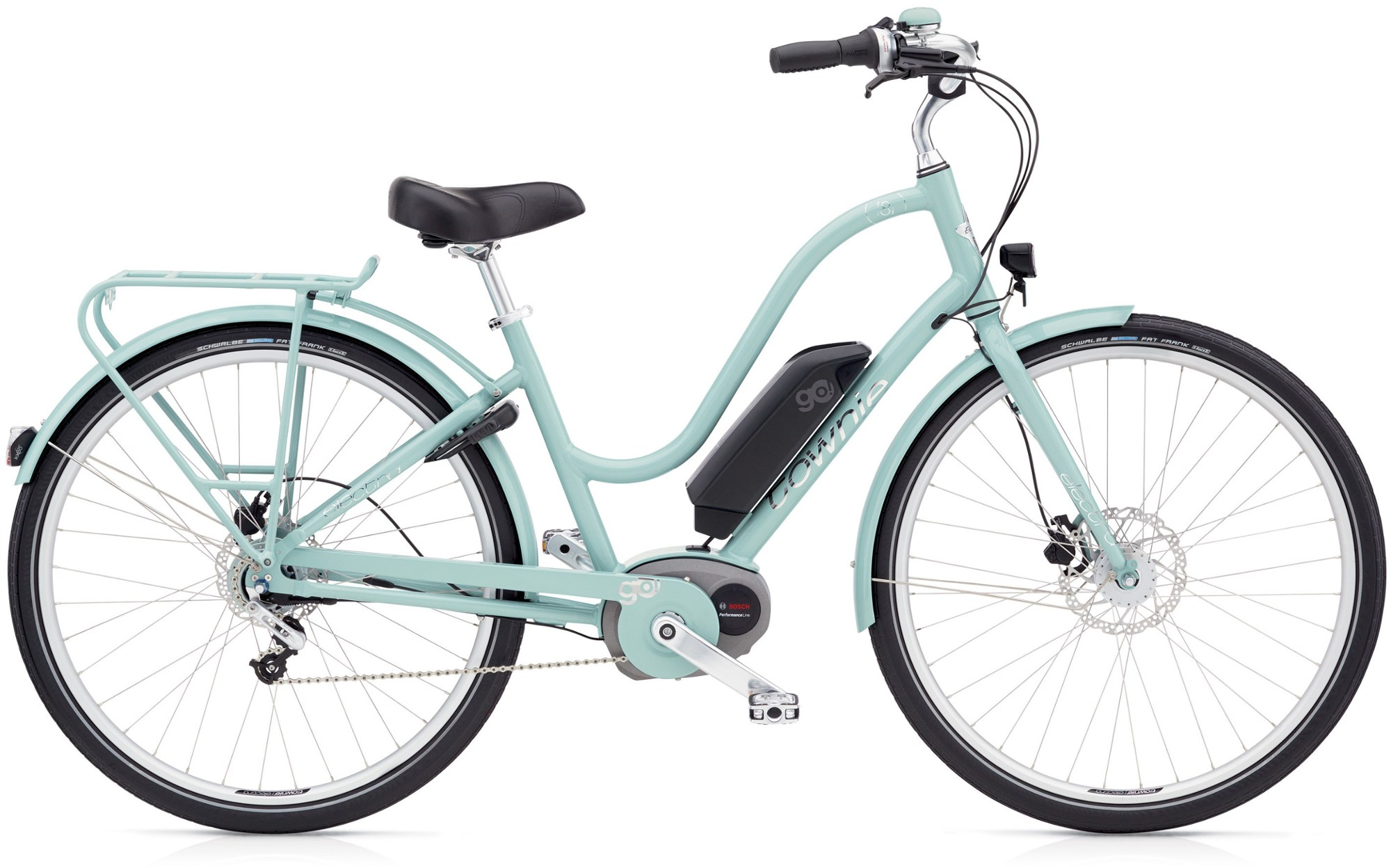 Electra Townie Commute GO! 8i Step-Through Bike