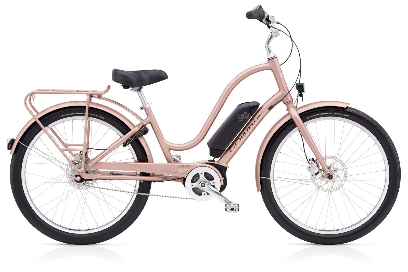 Electra Townie GO! 8i Step-Through Women's Electric Bike