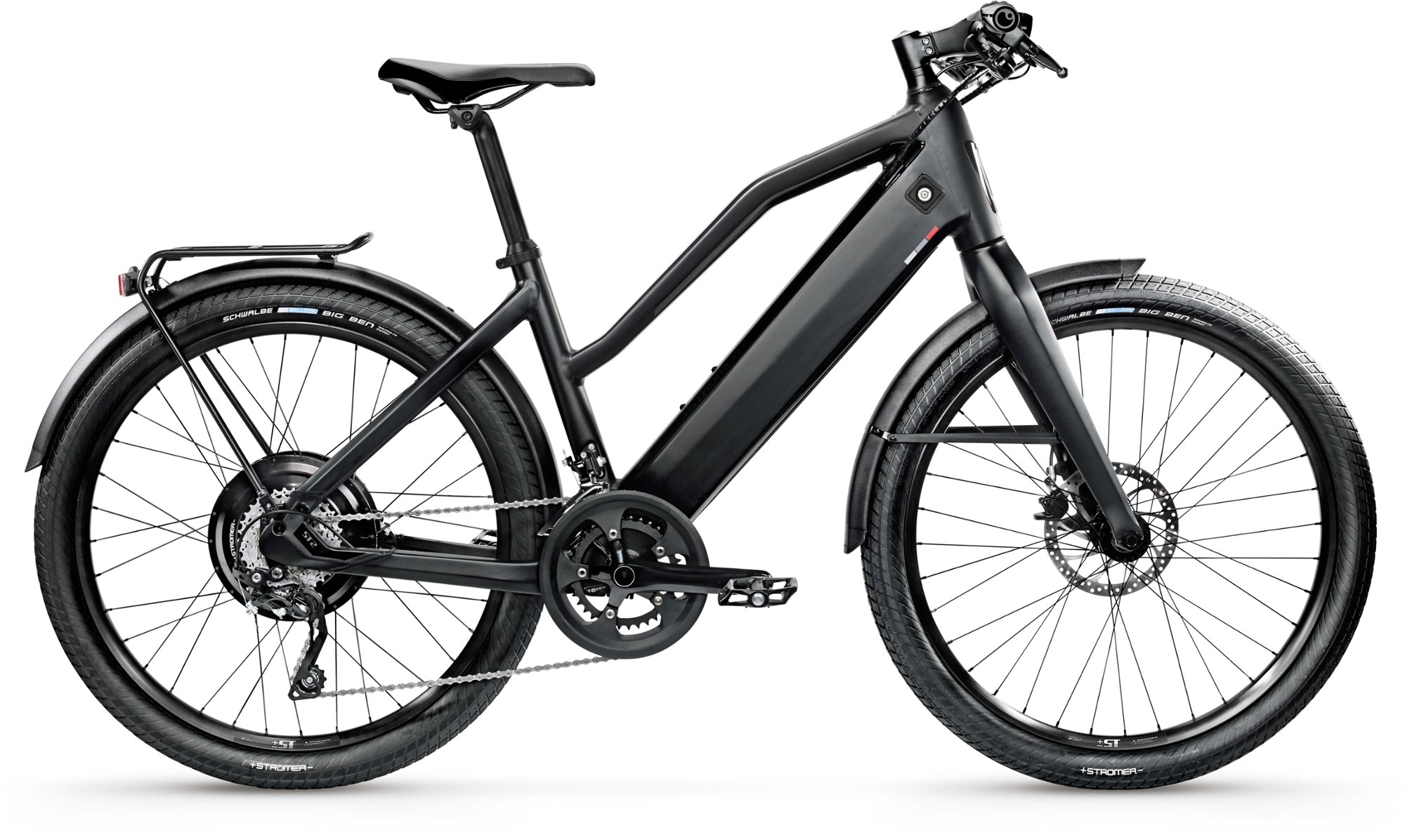 STROMER ST2 Comfort Step-Through Electric Bike