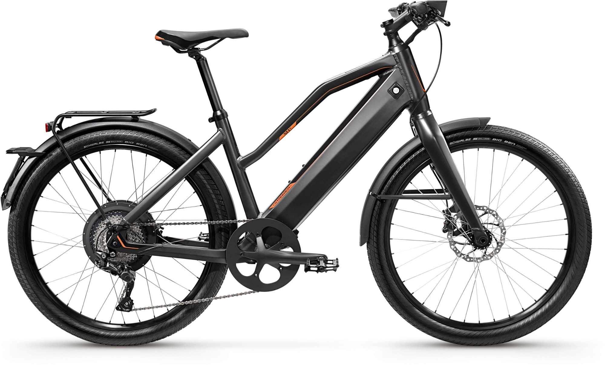 STROMER ST1 X Comfort Step-Through Electric Bike