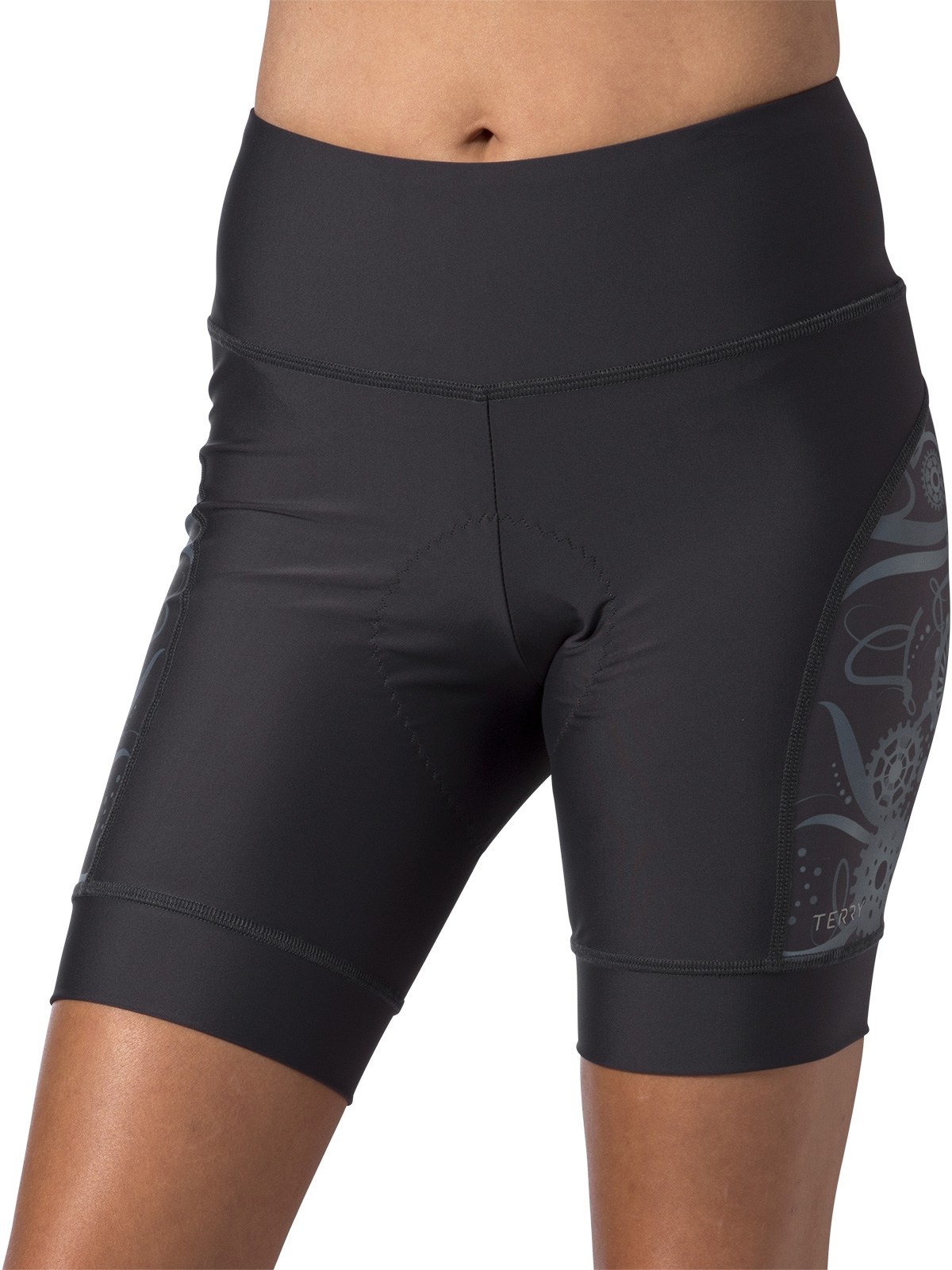 Terry Soleil Bike Shorts - Women's