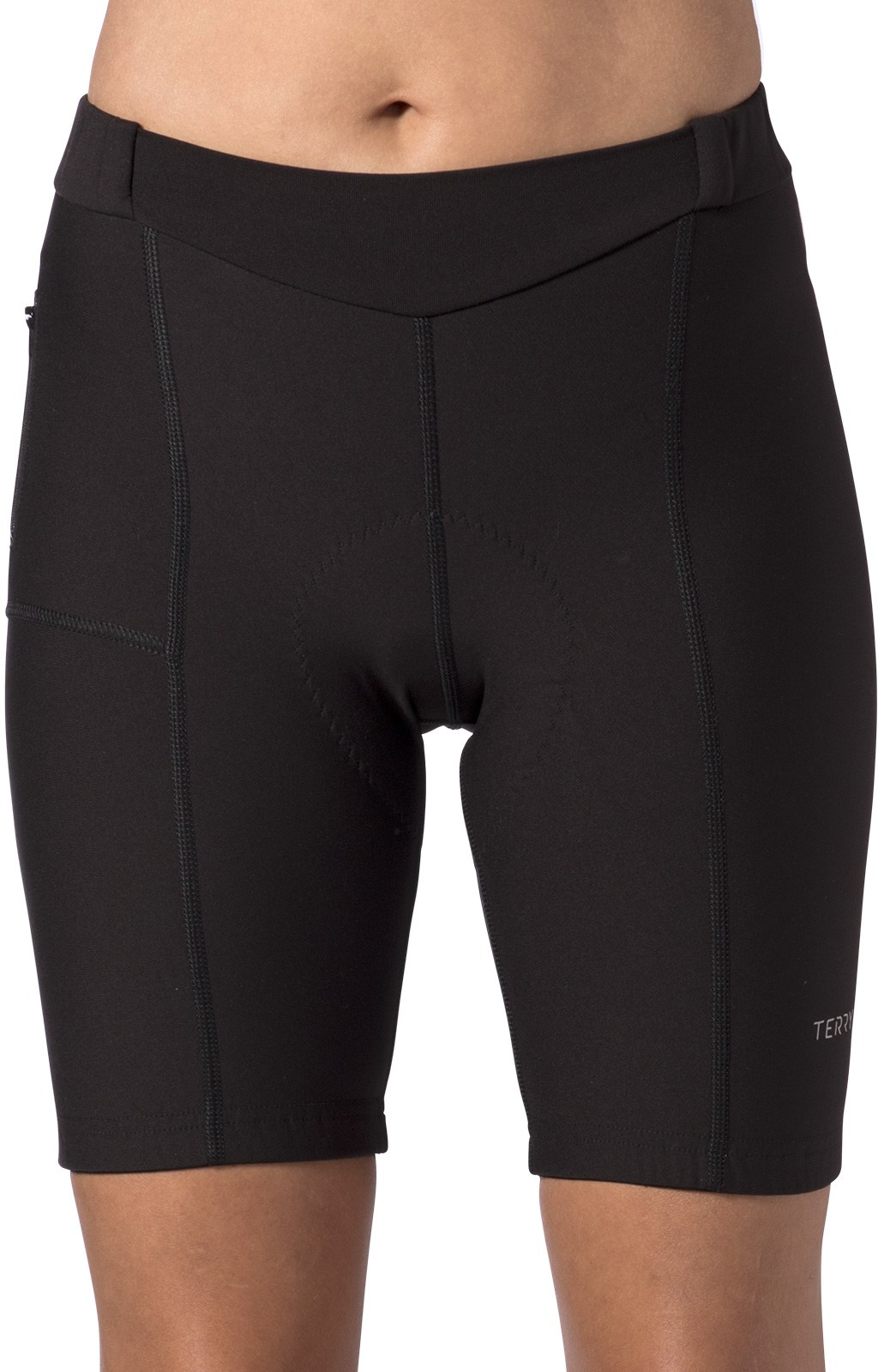Terry Touring Bike Shorts - Women's