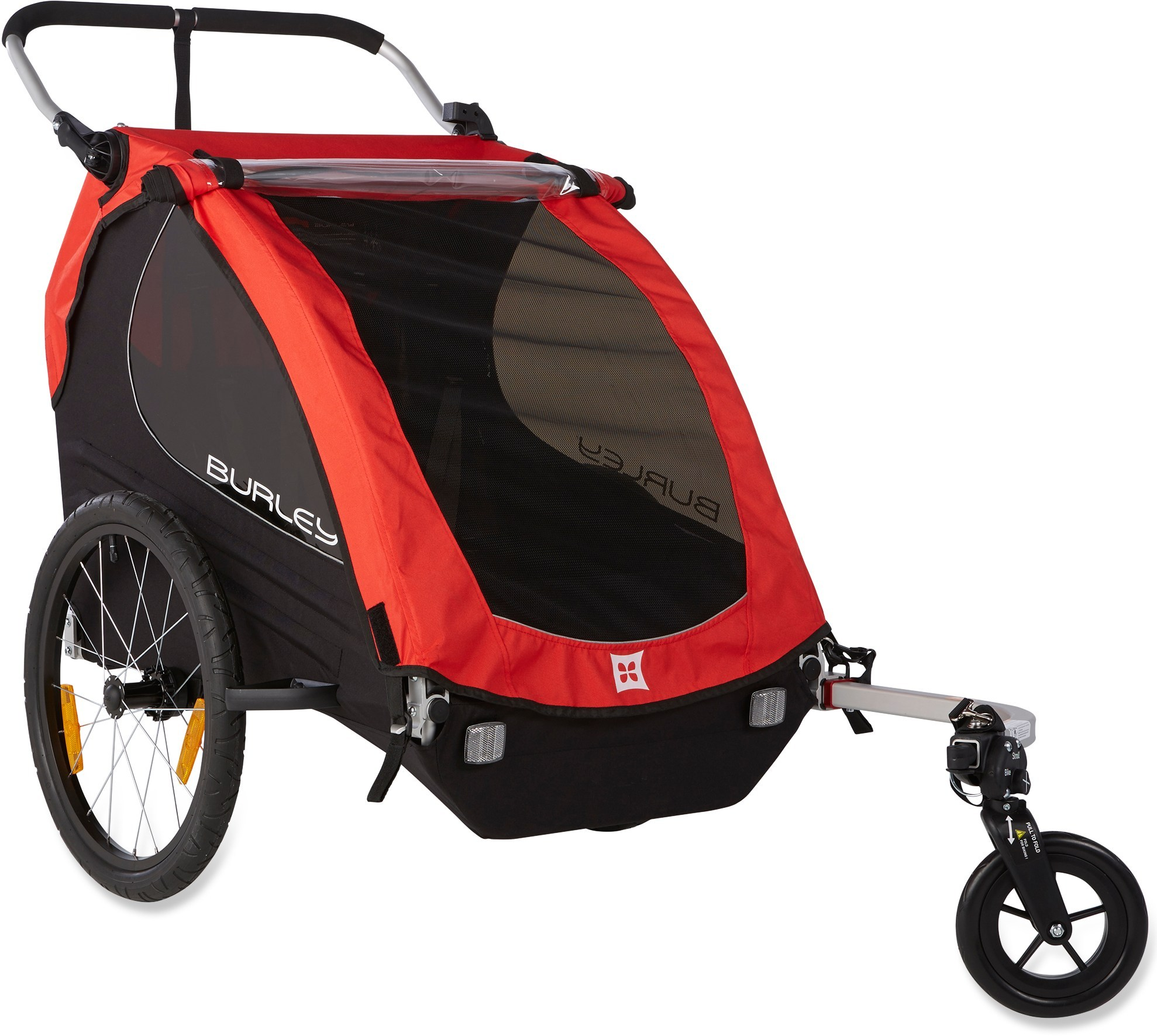 Burley Honey Bee Bike Trailer / Stroller