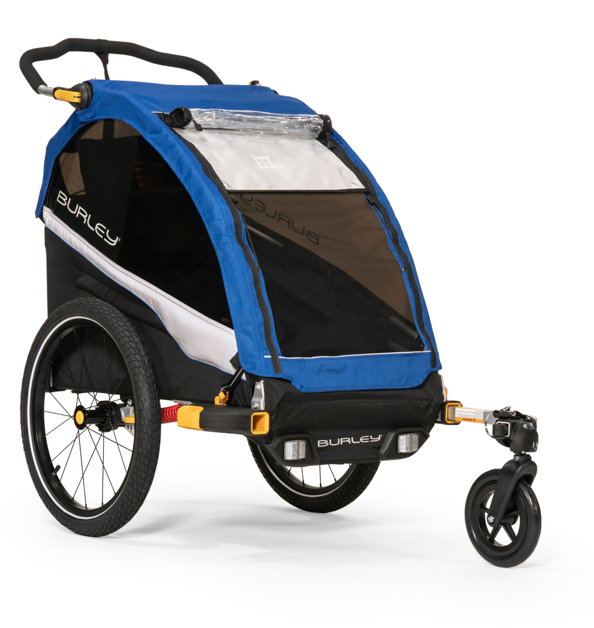 Burley D'Lite Bike Trailer - Single