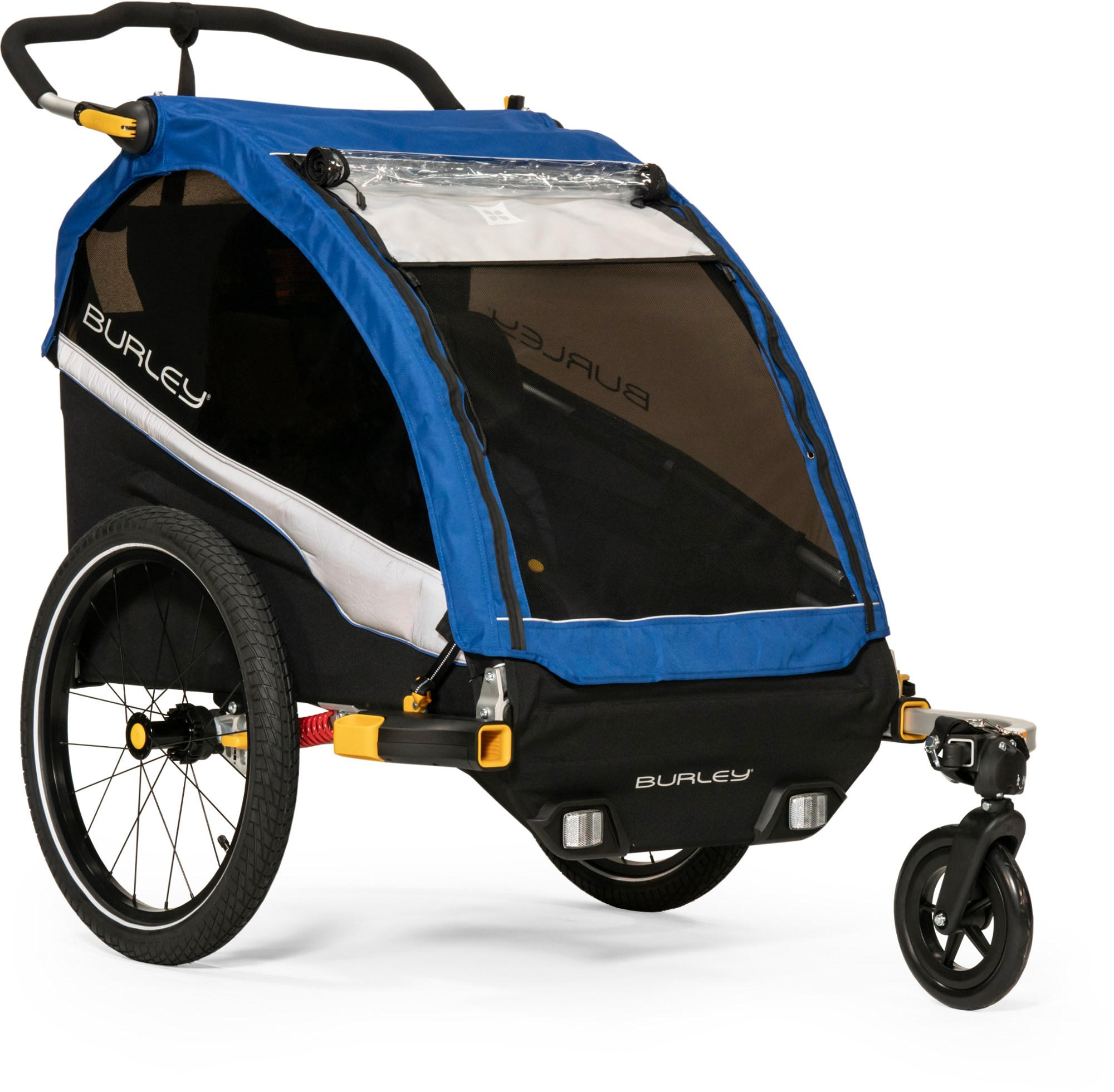 Burley D'Lite Bike Trailer - Double