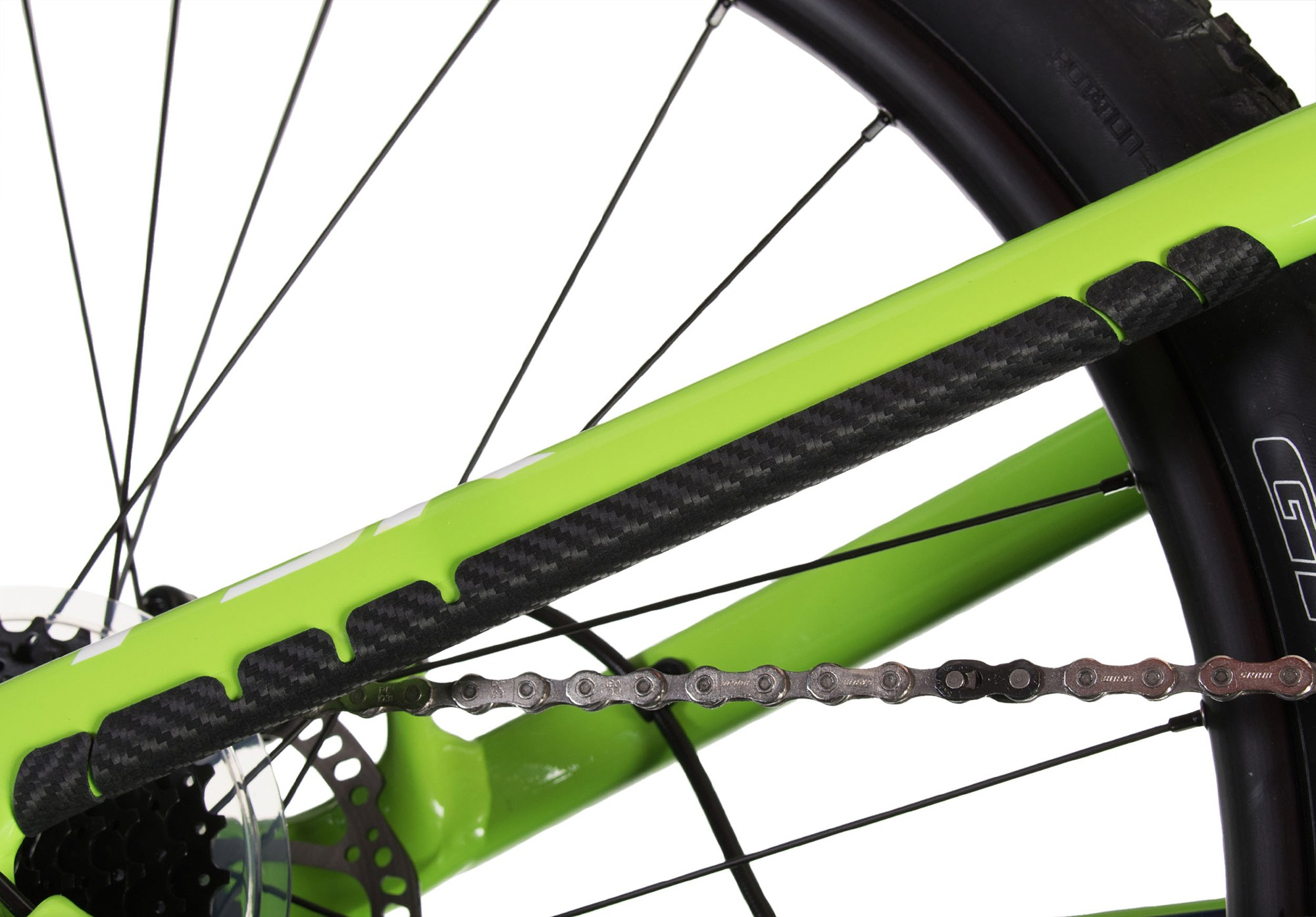 Lizard Skins Carbon Leather Chainstay Protector