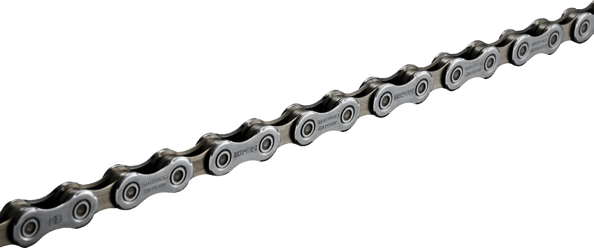 Shimano HG601 HG-X Sil-Tec 11-Speed Chain
