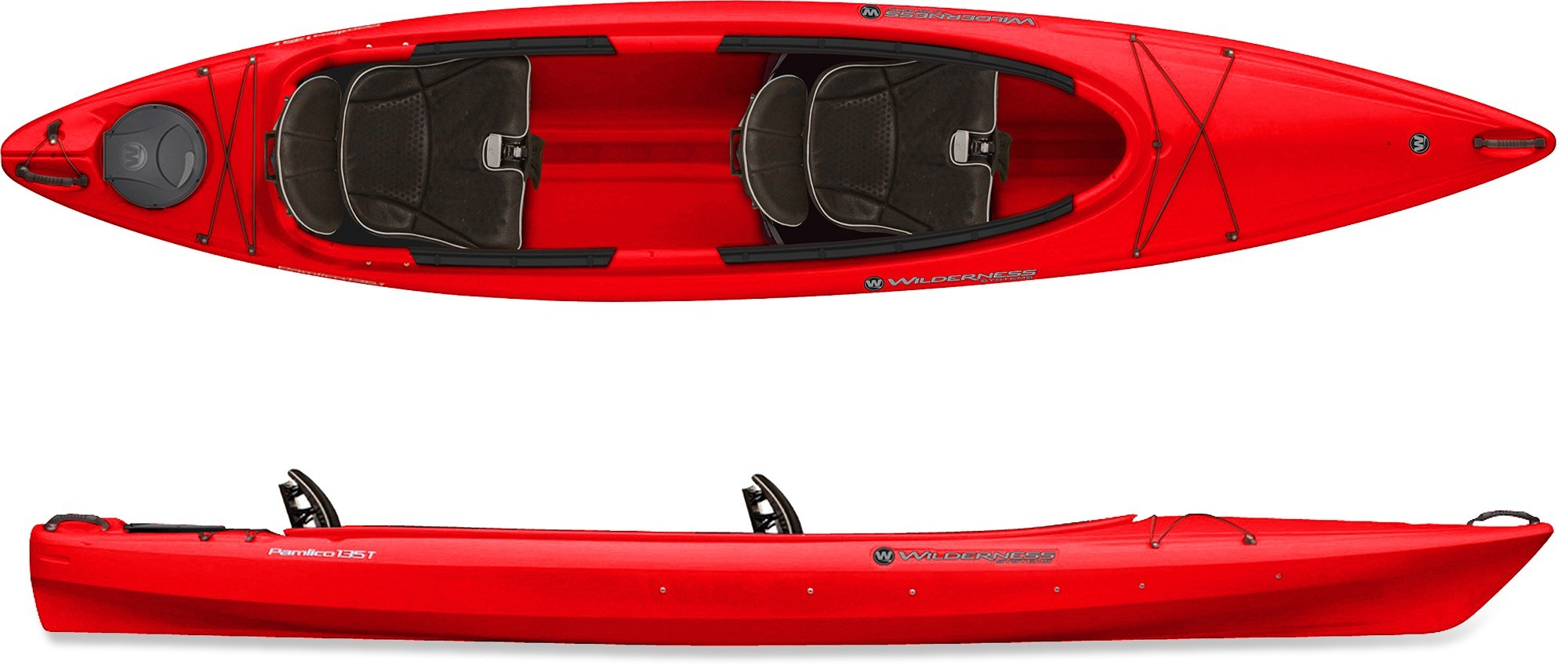 Wilderness Systems Pamlico 135 Tandem Kayak