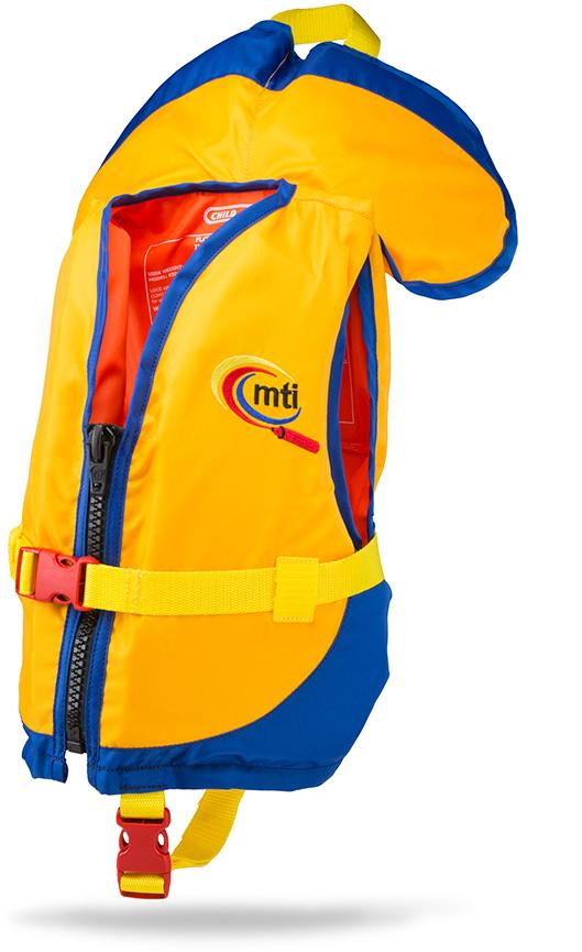 MTI Child PFD with Collar - Toddlers'