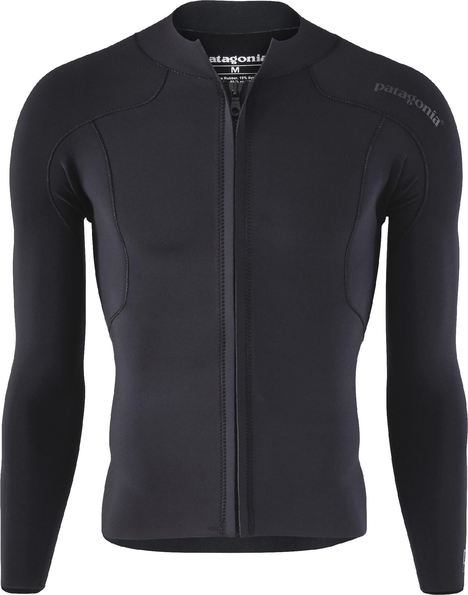 Patagonia R1 Lite Yulex Front-Zip Wetsuit Top