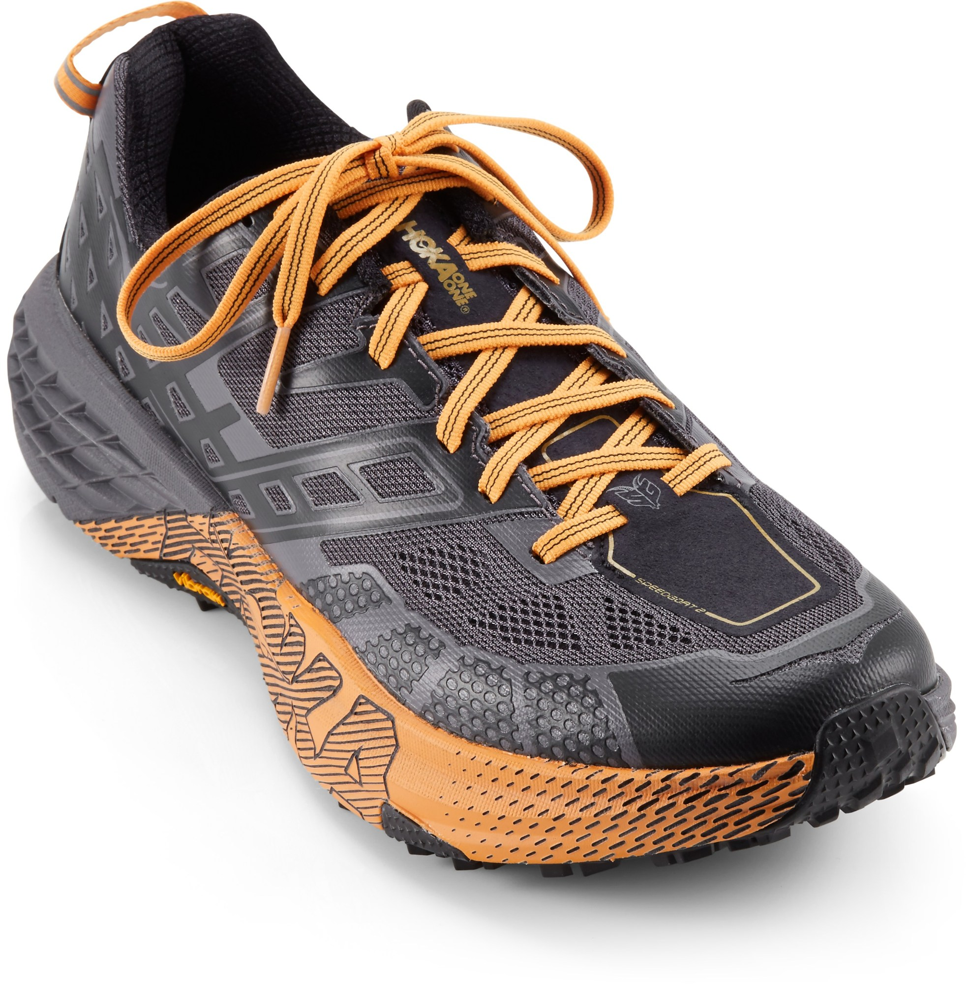 HOKA ONE ONE Speedgoat 2 Trail-Running Shoes - Men's