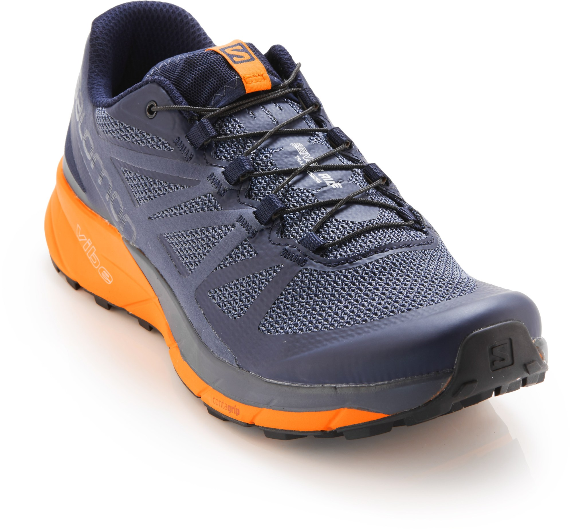 Salomon Sense Ride Trail-Running Shoes - Men's