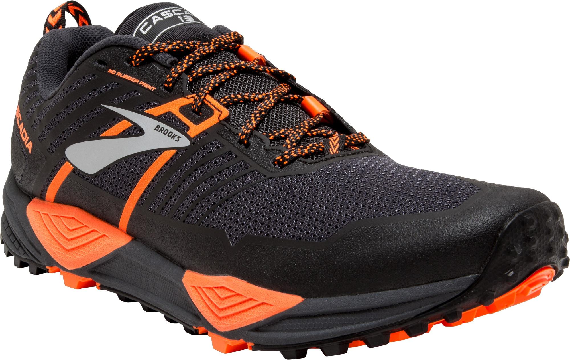 Brooks Cascadia 13 Trail-Running Shoes - Men's