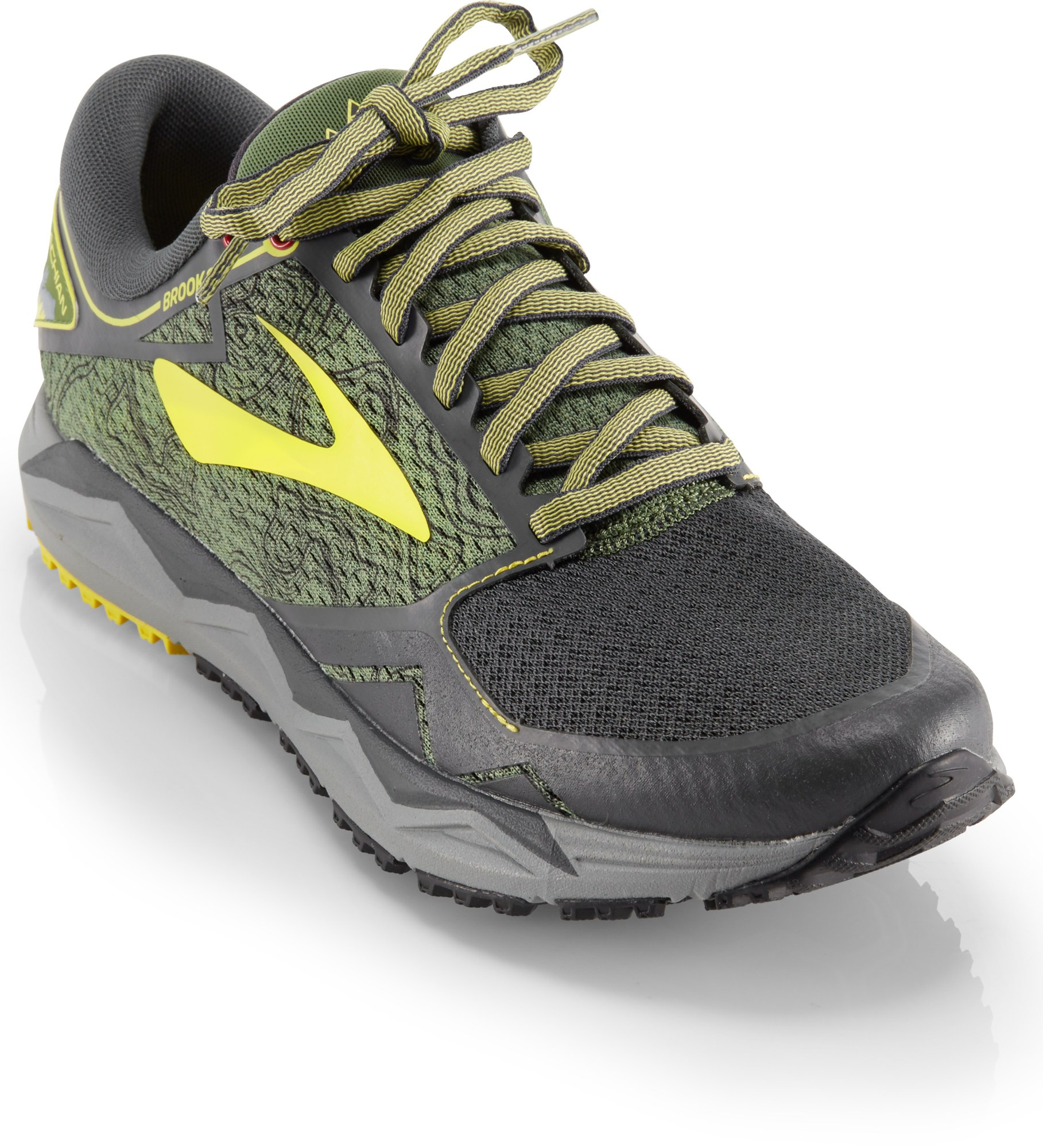 Brooks Caldera 2 Appalachian Trail-Running Shoes - Men's