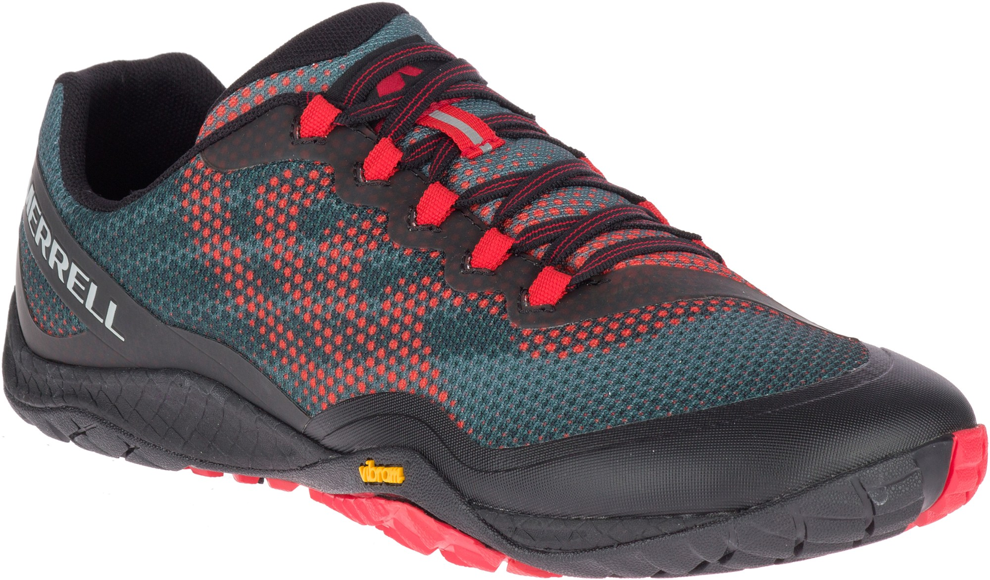 Merrell Trail Glove 4 Shield Trail-Running Shoes - Men's