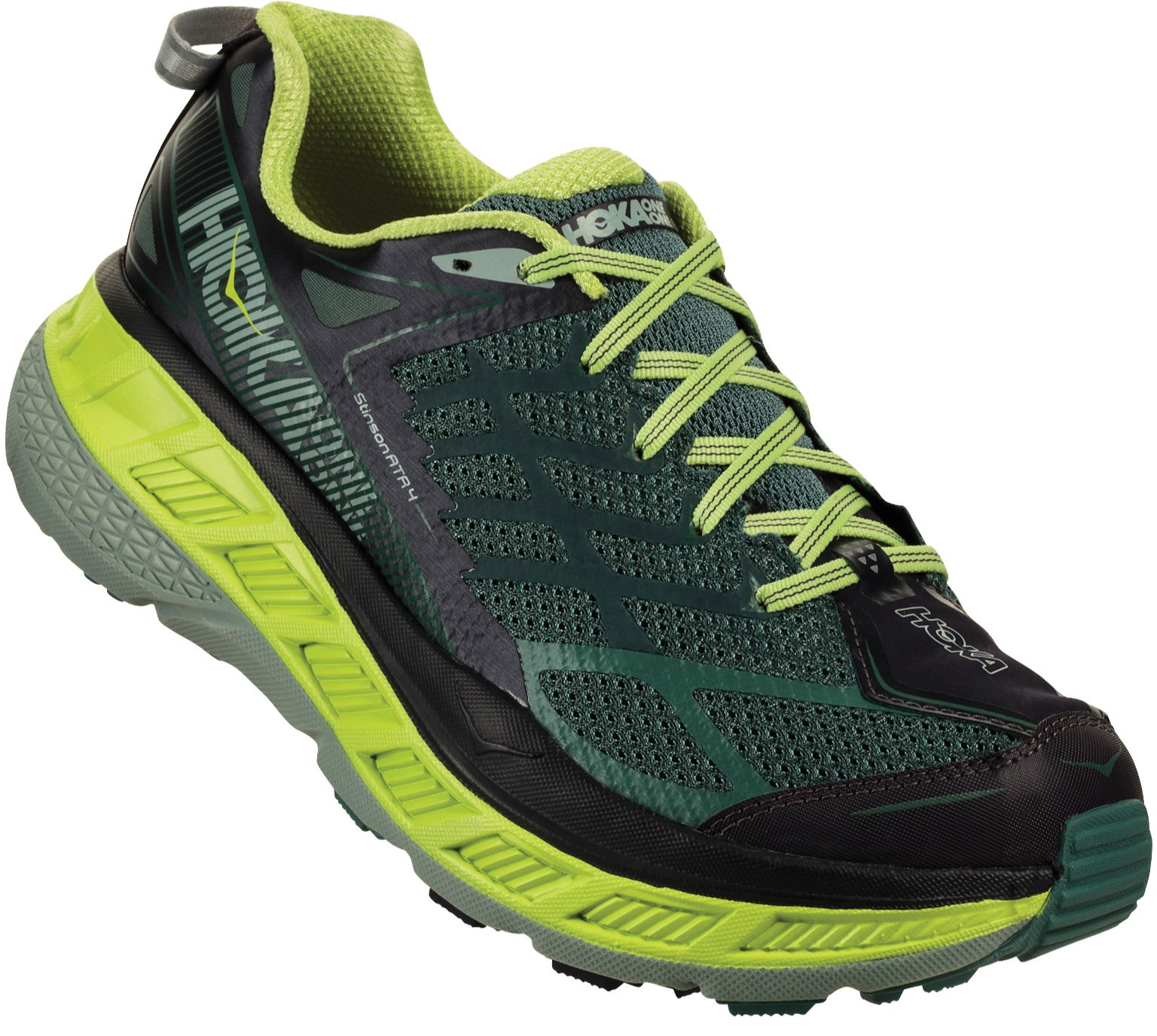 HOKA ONE ONE Stinson ATR 4 Trail-Running Shoes - Men's