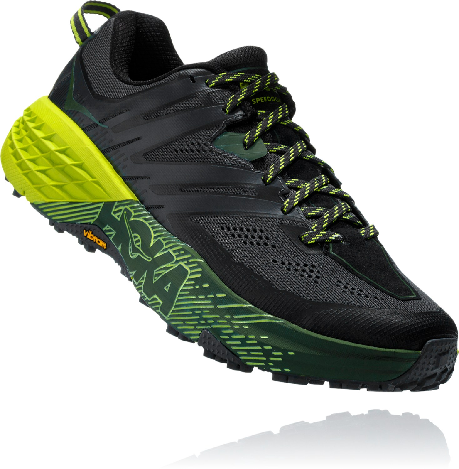 HOKA ONE ONE Speedgoat 3 Trail-Running Shoes - Men's