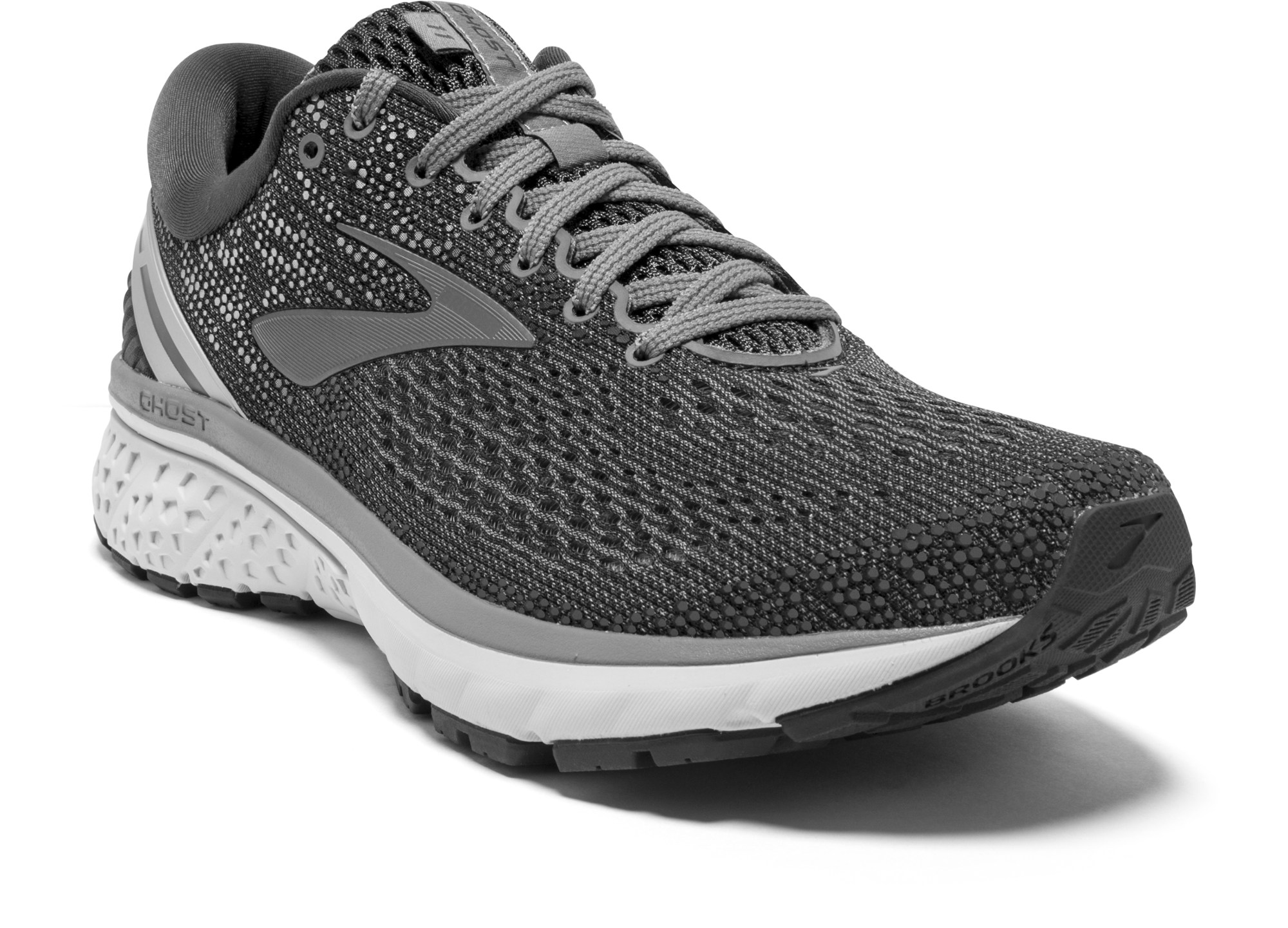 Brooks Ghost 11 Road-Running Shoes - Men's