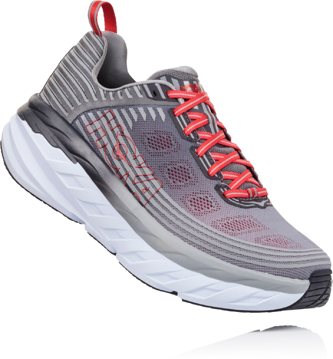 HOKA ONE ONE Bondi 6 Road-Running Shoes - Men's