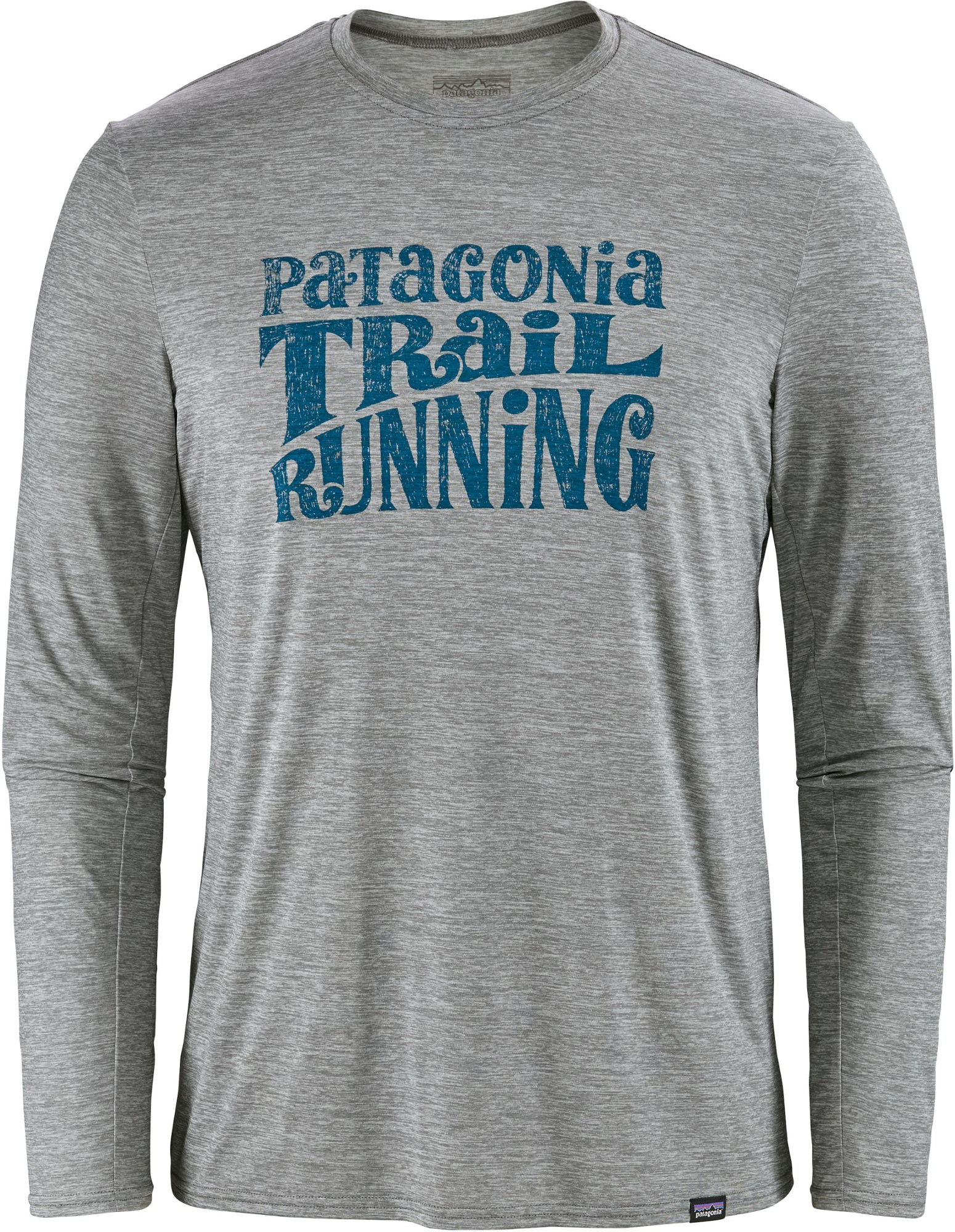 Patagonia Capilene Daily Graphic Long-Sleeve T-Shirt - Men's