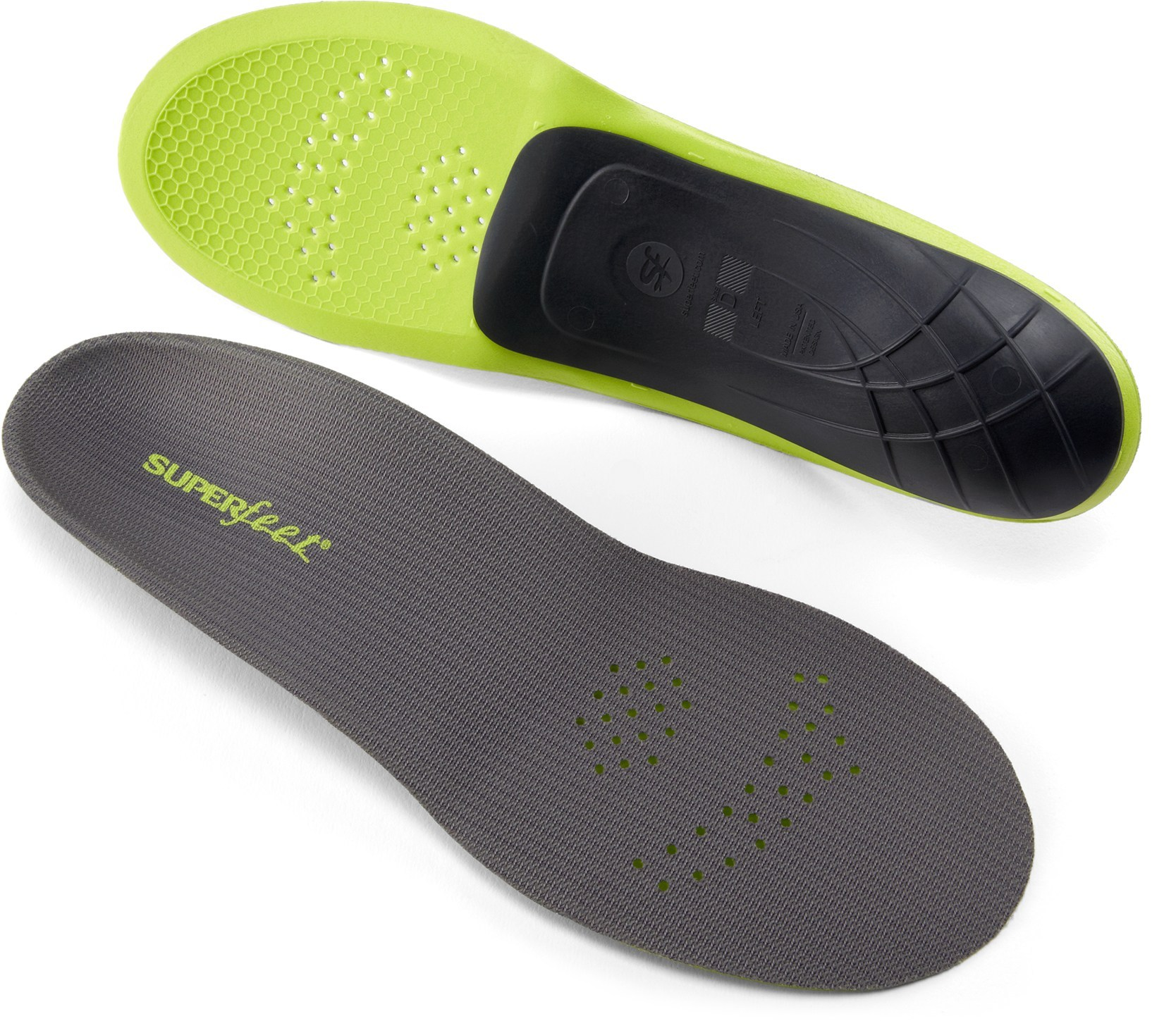 Superfeet Carbon Lightweight Support Insoles