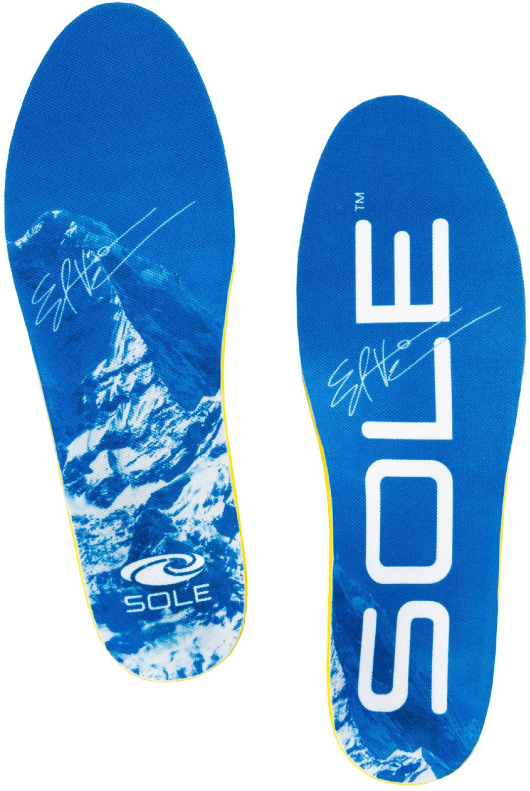 SOLE Performance Thick Insoles