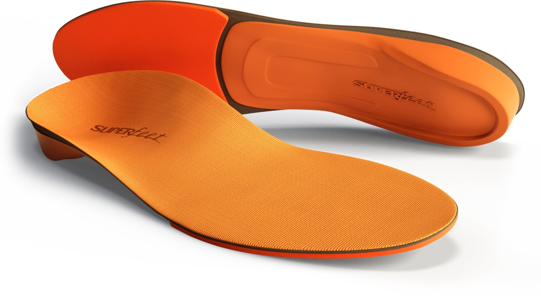 Superfeet Orange All-Purpose Cushion and Support Insoles