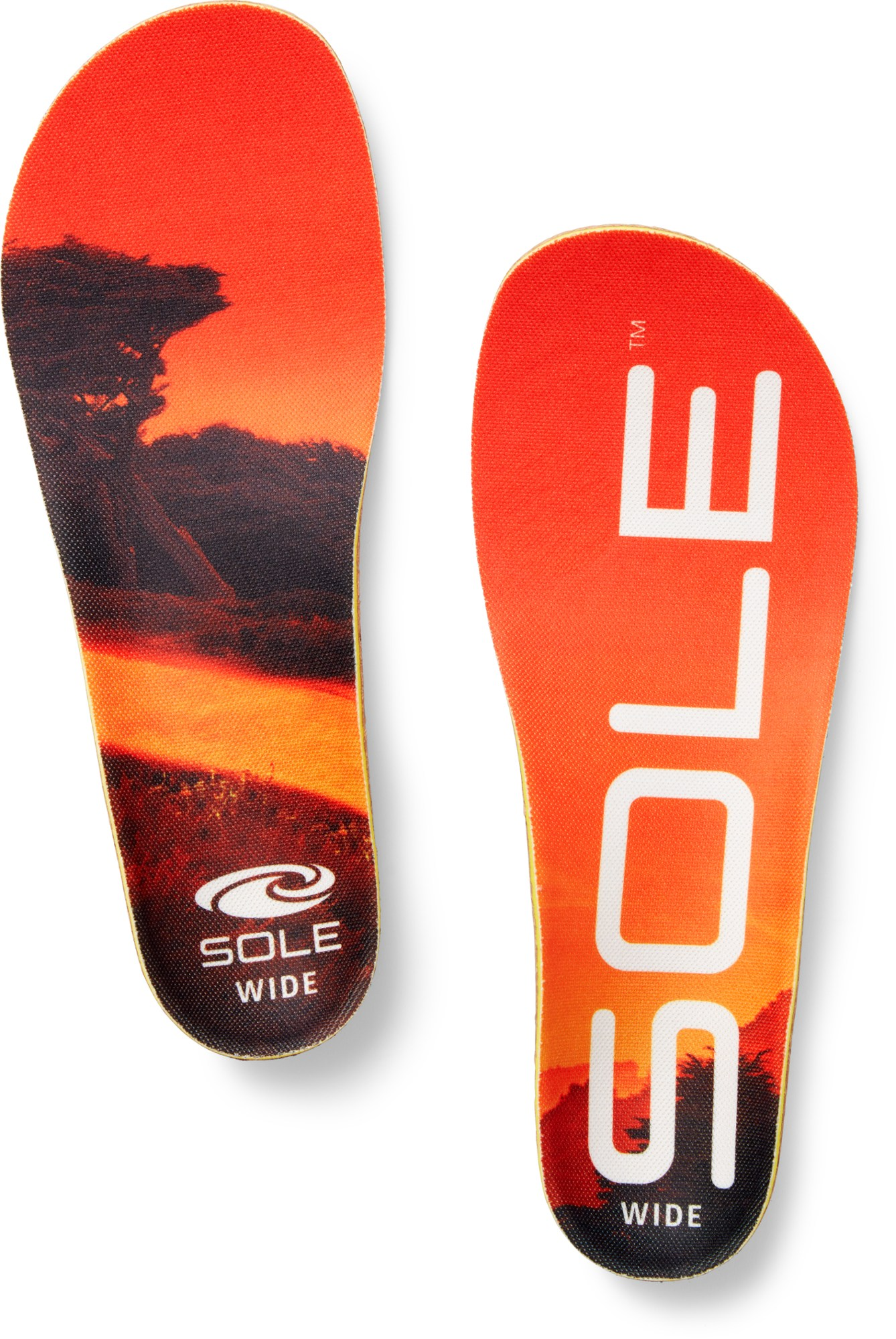 SOLE Performance Medium Wide Insoles