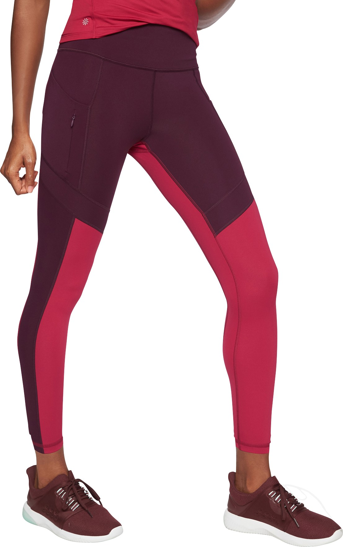 Athleta All In Structure 7/8 Tights - Women's